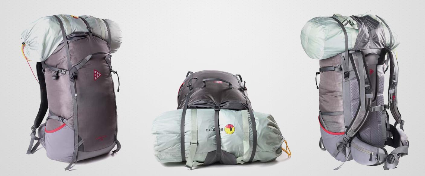 Использования рюкзак без клапана