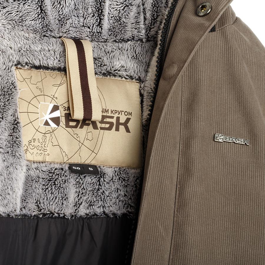 Пуховая куртка BASK PUTORANA V2 фото
