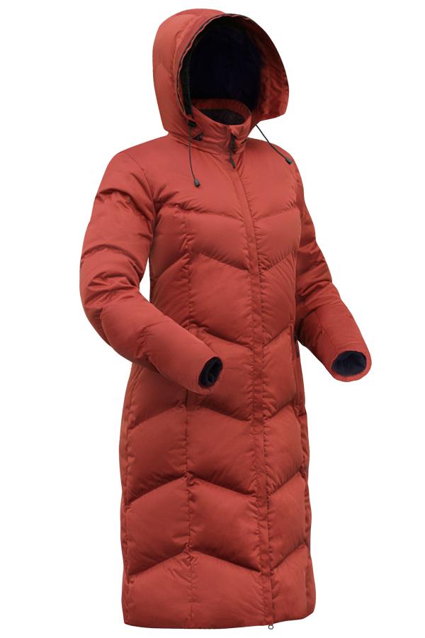 Пуховое пальто bask snowflake 5454
