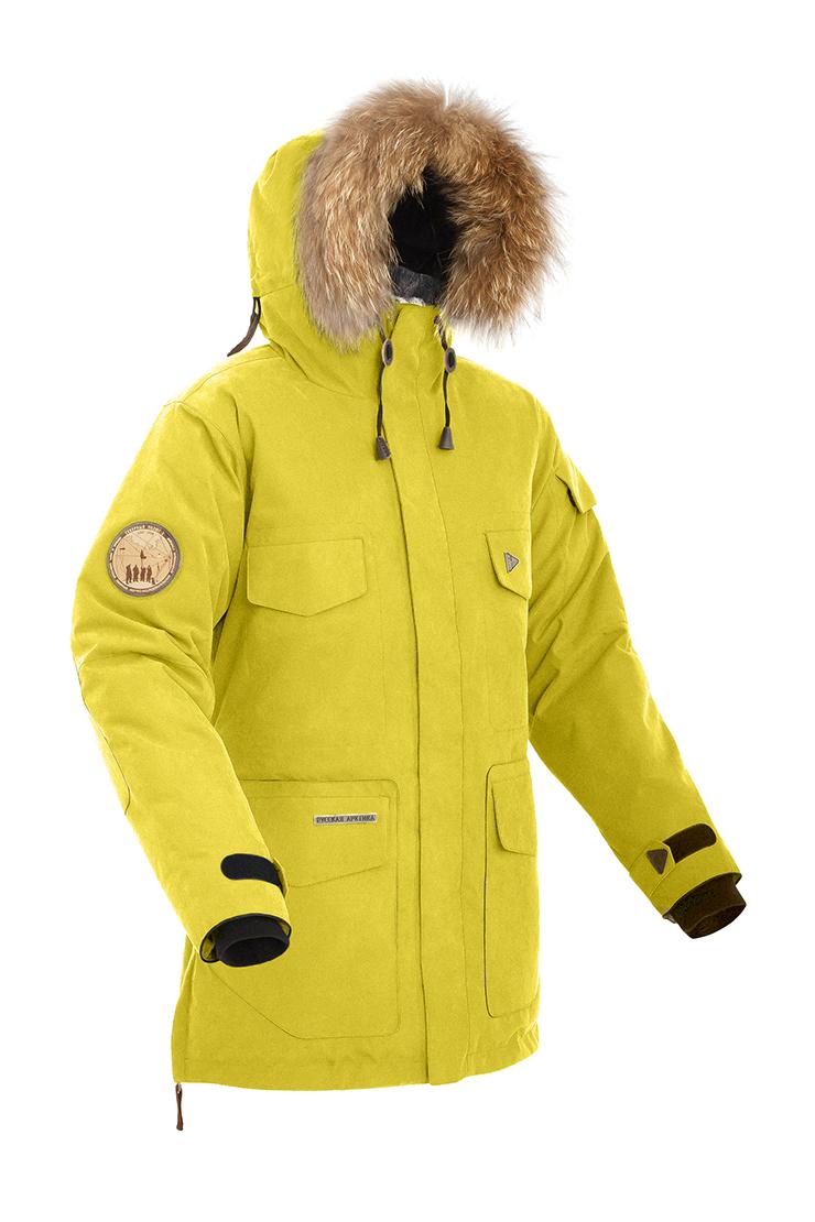 Пуховая куртка BASK TAIMYR фото
