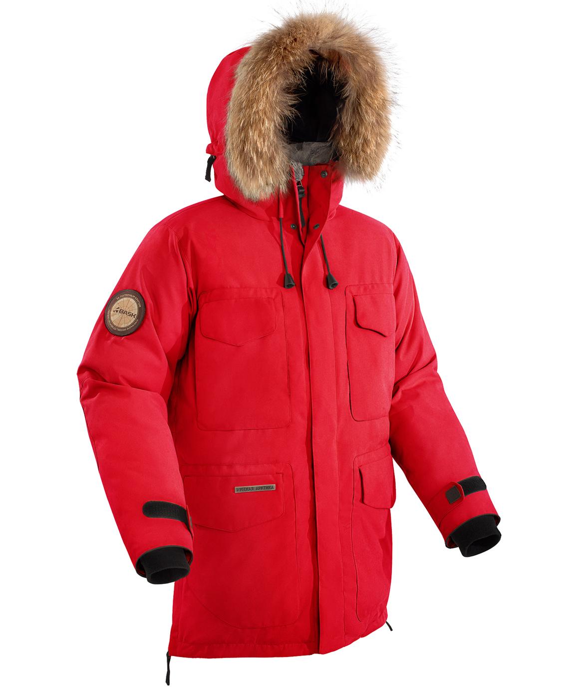 Куртка BASK TAIMYR V3 фото