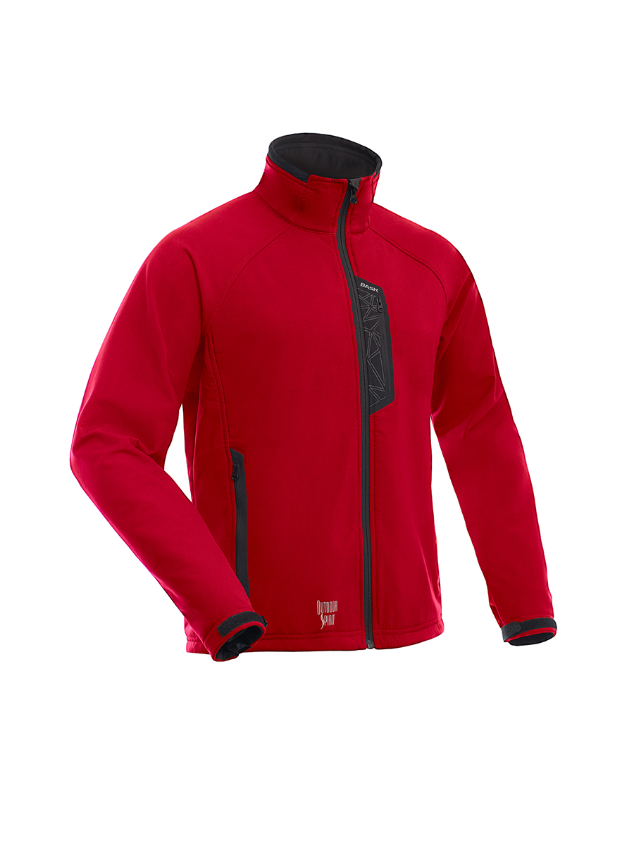 Флисовая куртка BASK PANZER V5 3310V5Флисовые куртки<br><br><br>Вес граммы: 650<br>Материал: Advance® Softshell<br>Пол: Мужской