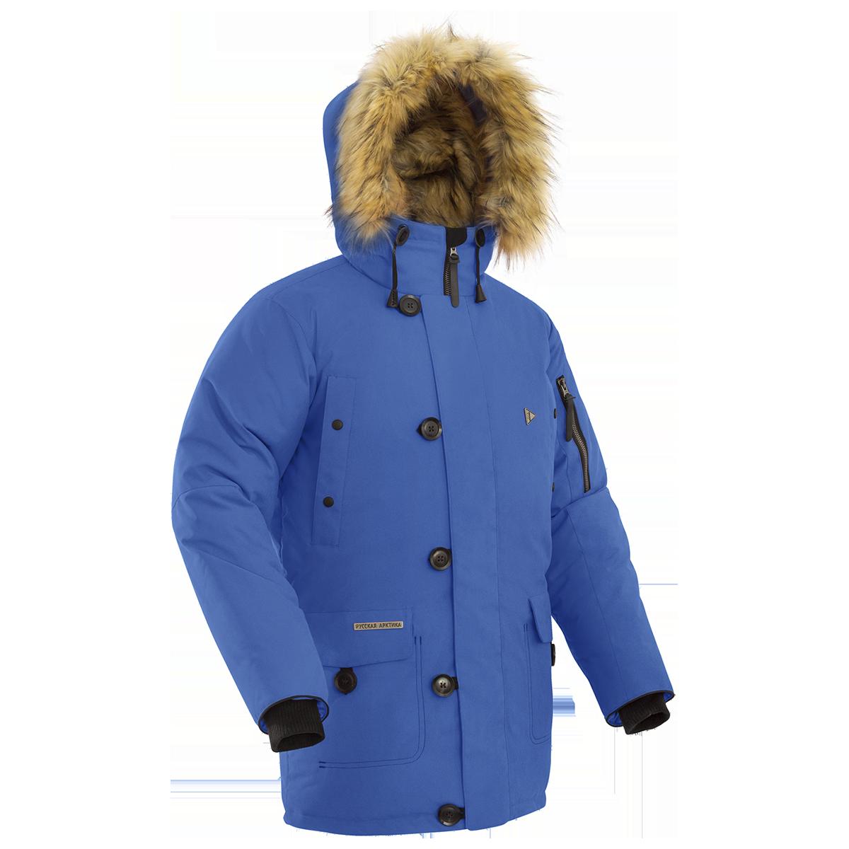Пуховая куртка BASK DIXON фото
