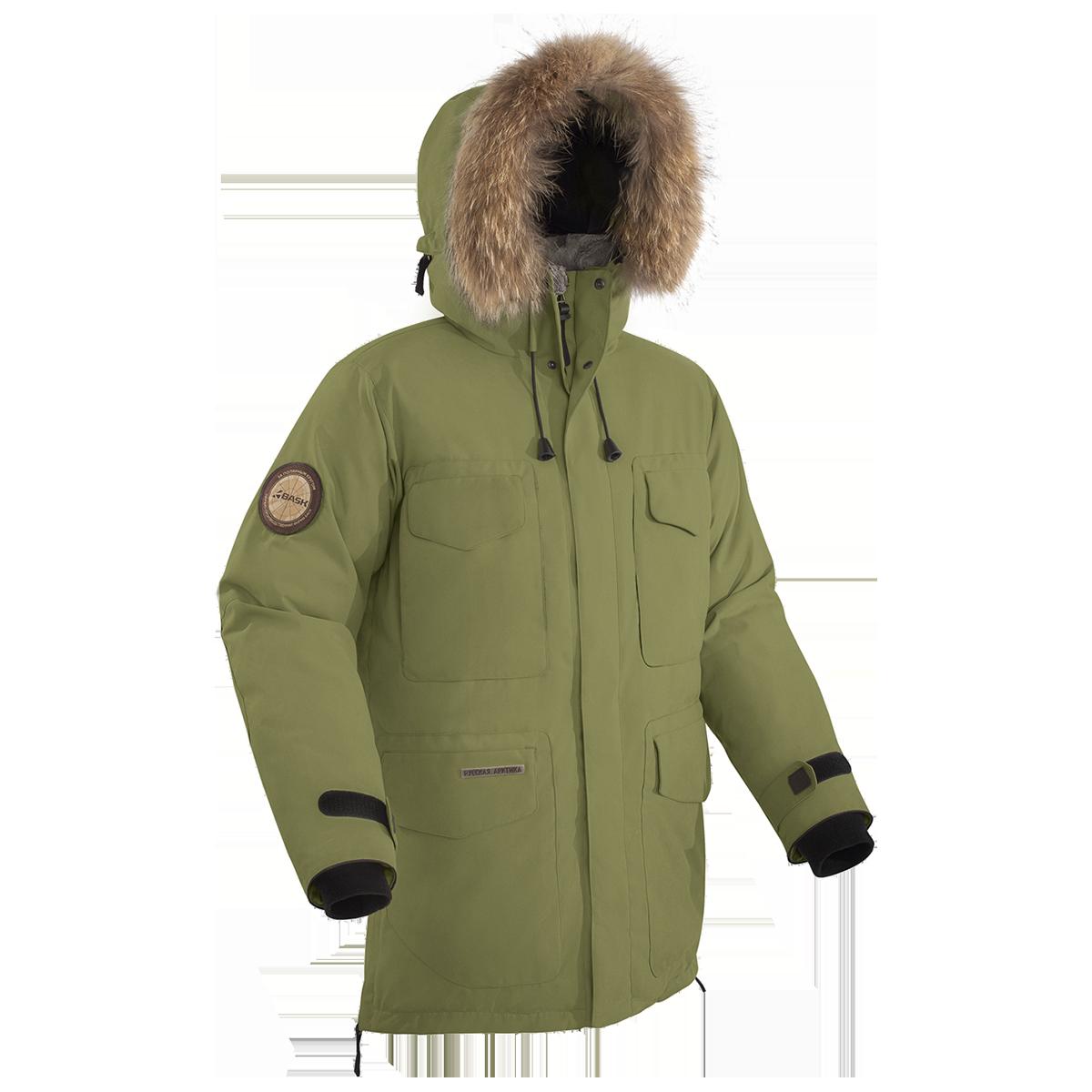Куртка BASK VANKOREM V2 фото