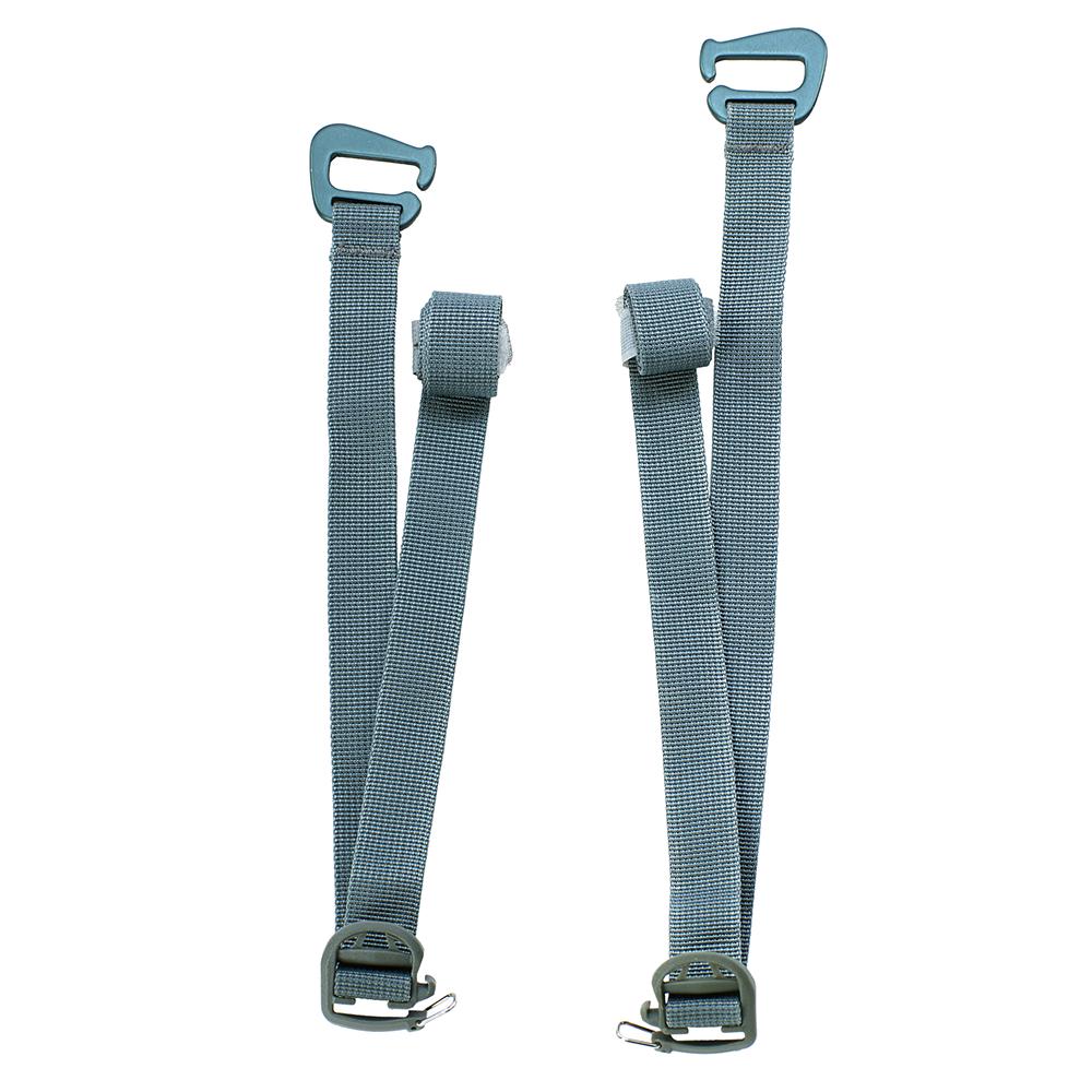 Аксессуары BASK Съемные нижние затяжки (2шт.) для серии рюкзаков NOMAD фото