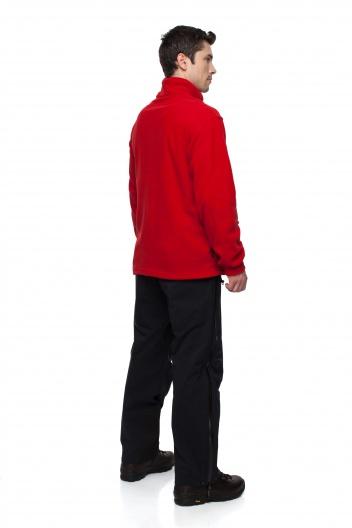 Куртка BASK SCORPIO MJ V2 z1217aПуловер из ткани Polartec®  100. Может использоваться  как нижний слой в одежде.  Удачно дополнит спортивный и повседневный гардероб. Область применения: туризм, занятия спортом, активный отдых, городские условия.<br><br>Ветрозащитная планка: Нет<br>Материал: Polartec® 100<br>Пол: Муж.<br>Регулировка вентиляции: Нет<br>Регулировка низа: Да<br>Регулируемые вентиляционные отверстия: Нет<br>Усиление контактных зон: Нет<br>Размер INT: L<br>Цвет: ЧЕРНЫЙ