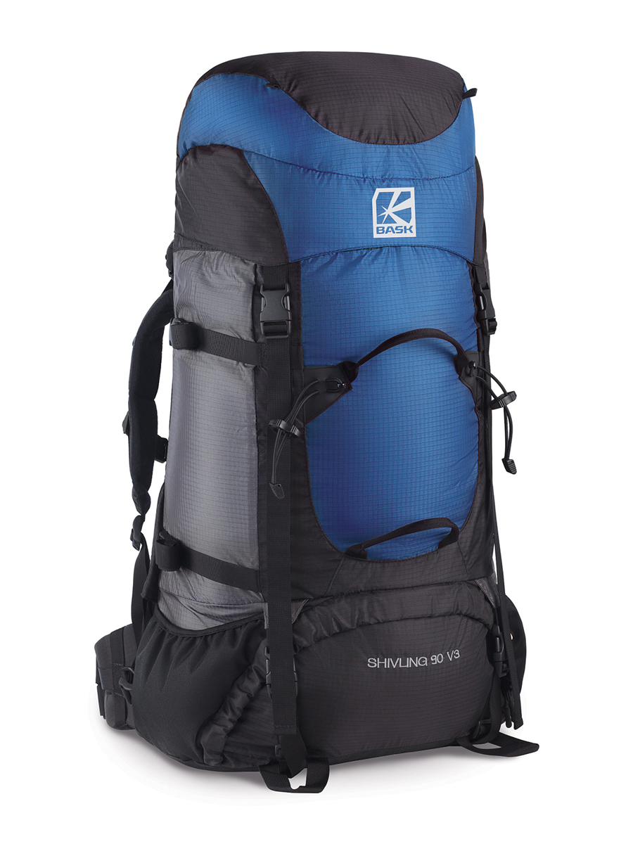 Туристический рюкзак BASK SHIVLING 90 V3 фото