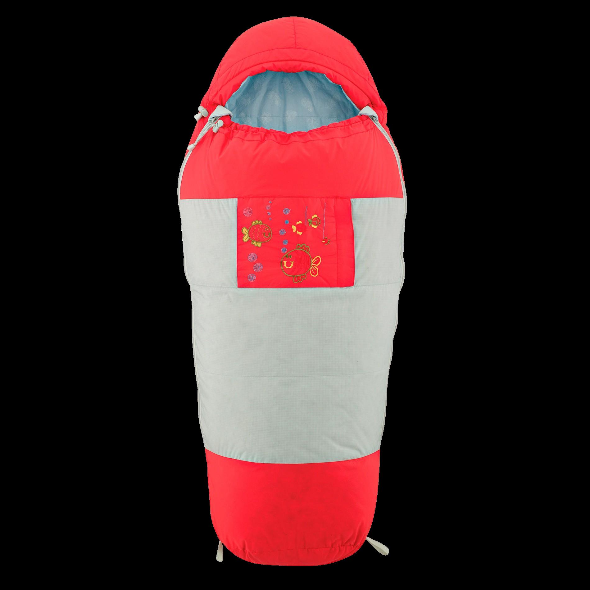 Детский спальный мешок BASK KIDS BAG V2 фото