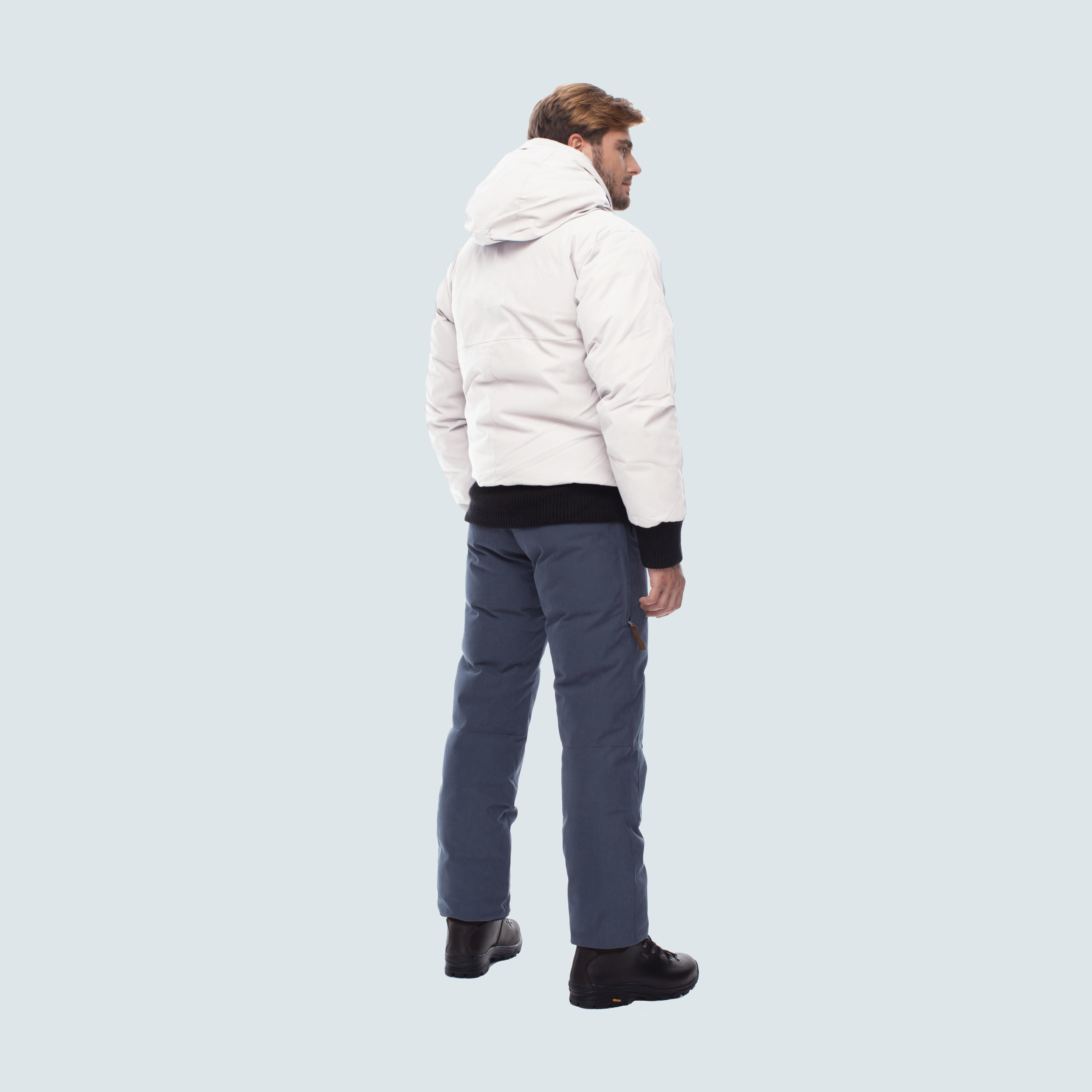 Пуховая куртка BASK TOBOL фото