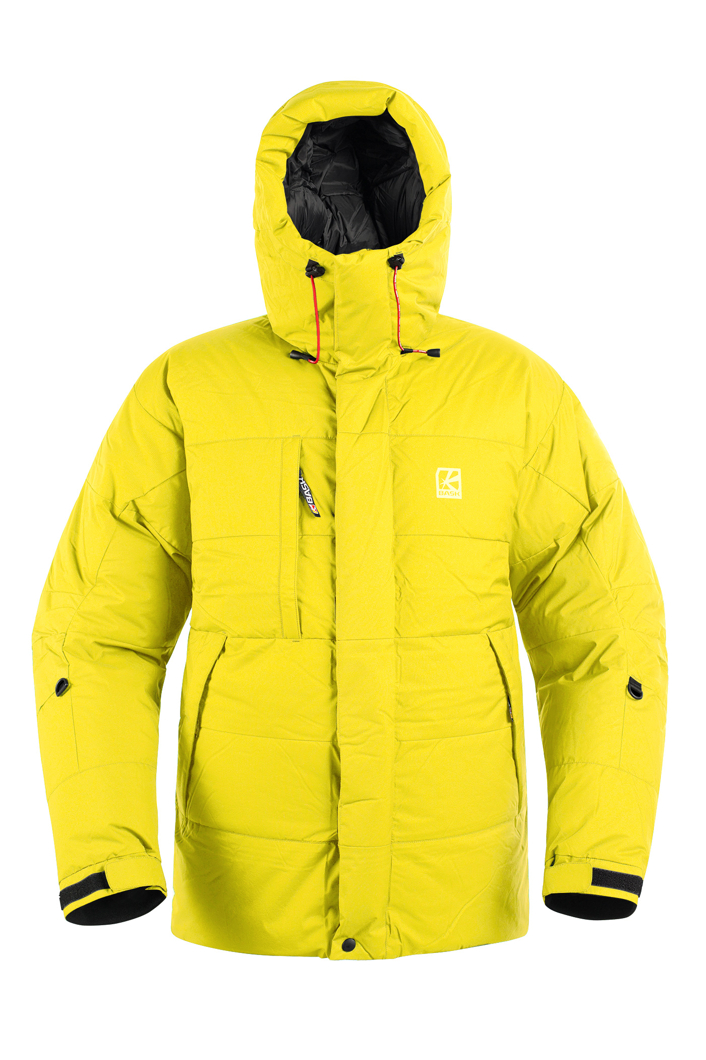 Пуховая куртка БАСК EVEREST V2 фото