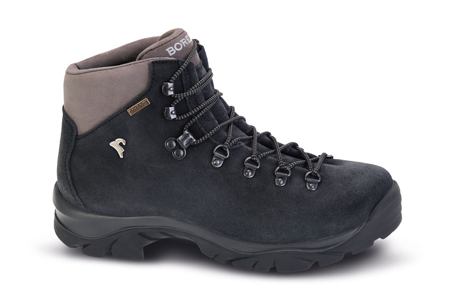 Ботинки Boreal ATLAS B45504Обувь<br>Ботинки треккинговые.<br><br>Вентиляция стельки: Да<br>Вес пары размера 7 UK: 1416<br>Материал верха: Split Leather 2,6 мм<br>Мембрана: Sympatex®<br>Подошва: Vibram Bifida<br>Пол: Мужские<br>Промежуточная подошва: Амортизирующая<br>Рант для крепления &quot;кошек&quot;: Нет<br>Режим эксплуатации: Треккинг, походы при различных погодных условиях<br>Система виброгашения: Да<br>Система отвода влаги: Boreal Dry Line®<br>Утеплитель: Нет<br>Цельнокроеный верх: Да<br>Размер RU: 9.5<br>Цвет: КОРИЧНЕВЫЙ