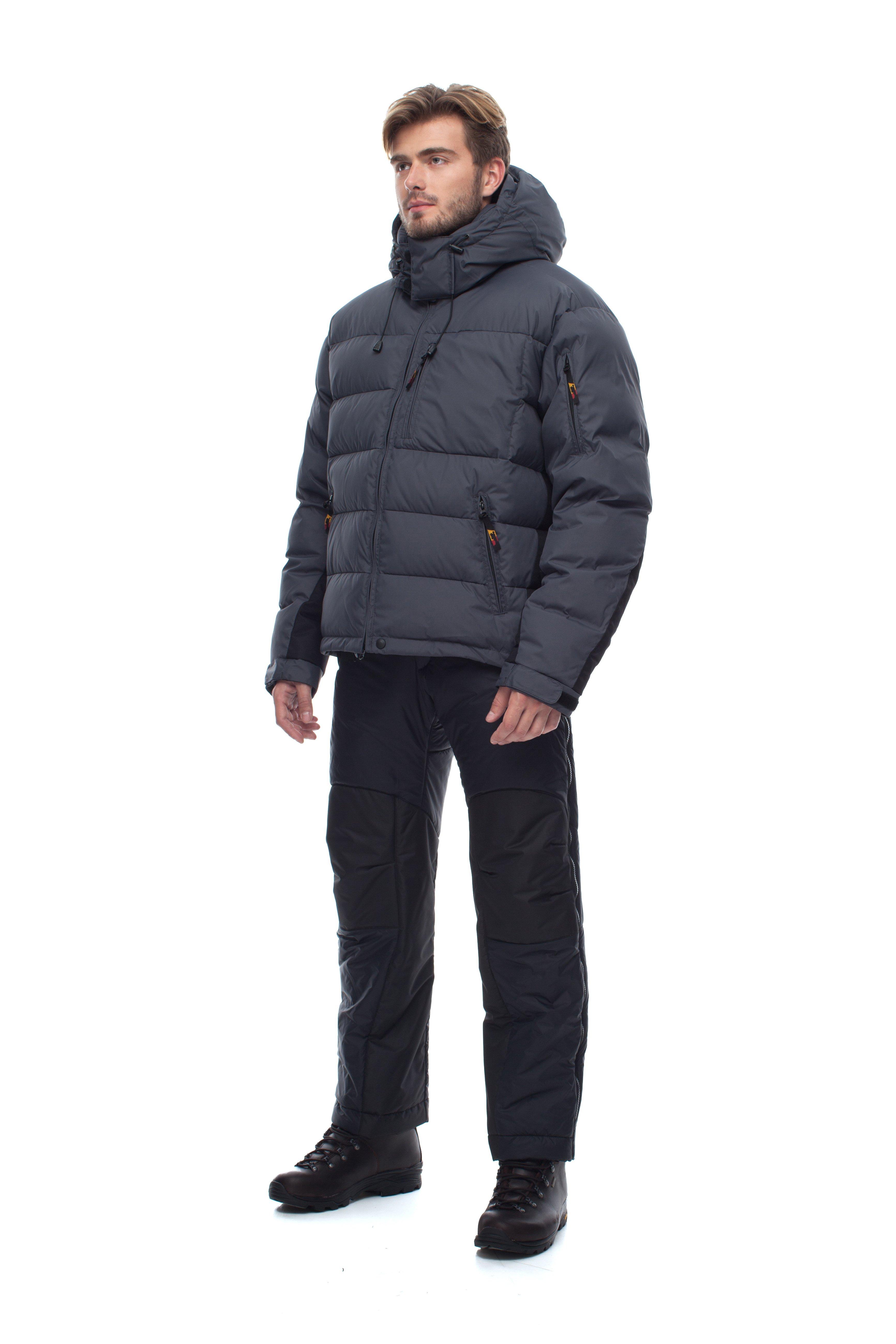 Пуховая куртка BASK SHICK V3 1907BКуртки<br><br><br>Верхняя ткань: Polyester Hipol<br>Вес граммы: 1600<br>Вес утеплителя: 375<br>Ветро-влагозащитные свойства верхней ткани: Да<br>Ветрозащитная планка: Да<br>Ветрозащитная юбка: Нет<br>Влагозащитные молнии: Нет<br>Внутренние манжеты: Нет<br>Внутренняя ткань: Resist-DT®<br>Водонепроницаемость: 1000<br>Дублирующий центральную молнию клапан: Нет<br>Защитный козырёк капюшона: Нет<br>Капюшон: Съемный<br>Карман для средств связи: Нет<br>Количество внешних карманов: 4<br>Количество внутренних карманов: 2<br>Коллекция: OUTDOOR SPIRIT ADVENTURE TEAM<br>Объемный крой локтевой зоны: Да<br>Отстёгивающиеся рукава: Нет<br>Показатель Fill Power (для пуховых изделий): 650<br>Пол: Мужской<br>Проклейка швов: Нет<br>Регулировка манжетов рукавов: Да<br>Регулировка низа: Да<br>Регулировка объёма капюшона: Да<br>Регулировка талии: Да<br>Регулируемые вентиляционные отверстия: Да<br>Световозвращающая лента: Нет<br>Температурный режим: -20<br>Технология Thermal Welding: Нет<br>Технология швов: Закрытые<br>Тип молнии: Двухзамковая<br>Тип утеплителя: Натуральный<br>Ткань усиления: Cats-eye PU<br>Усиление контактных зон: Да<br>Утеплитель: Гусиный пух<br>Размер RU: 44<br>Цвет: СЕРЫЙ