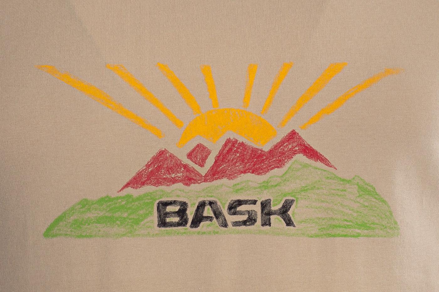 Футболка BASK SUNRISE MT 19104 фото