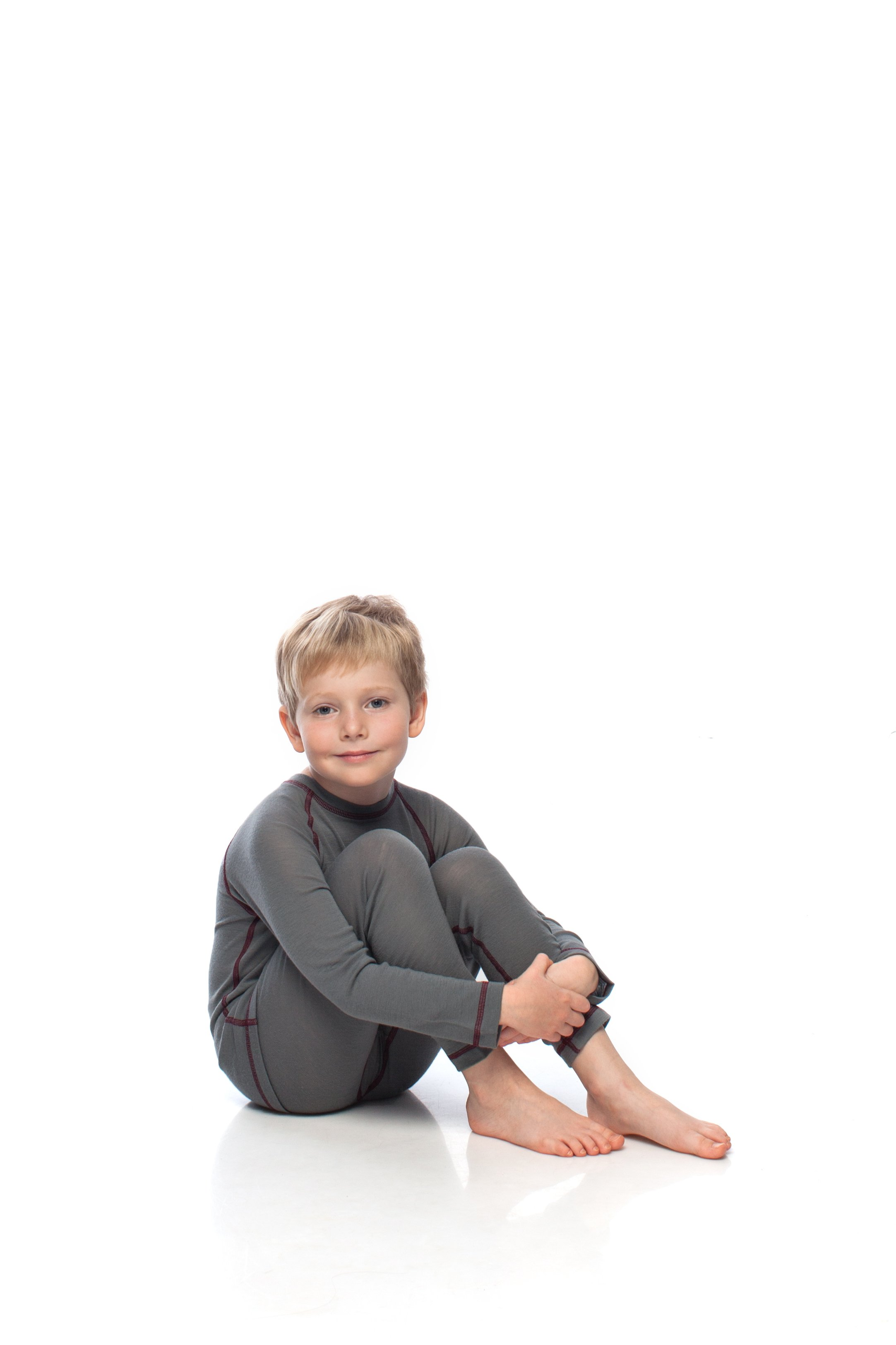 Футболка BASK MERINO WOOL KIDS U SLEEVE фото