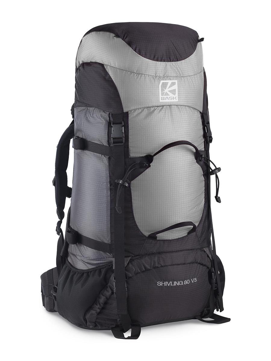 Туристический рюкзак BASK SHIVLING 80 V3 фото