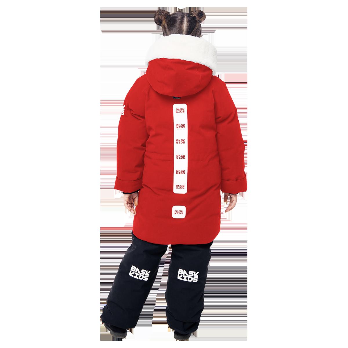 Куртка BASK kids TITANIA фото