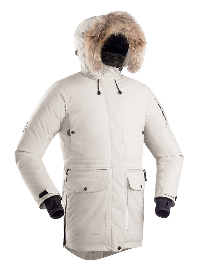 Пуховая куртка BASK IREMEL фото
