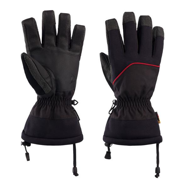 Перчатки BASK WORKERS GLOVE 9795Функциональные, утепленные рабочие перчатки<br><br>Верхняя ткань: Neoprene, Cordura®, Polyamide<br>Внутренняя ткань: мягкий трикотаж<br>Карабин для пристегивания к одежде: Нет<br>Откидной клапан: Нет<br>Регулировка шнуром с фиксатором: Нет<br>Световозвращающий кант: Нет<br>Усиление рабочей поверхности: Нет<br>Утеплитель: Primaloft®<br>Фиксация запястья: Нет<br>Размер INT: XL<br>Цвет: ЧЕРНЫЙ