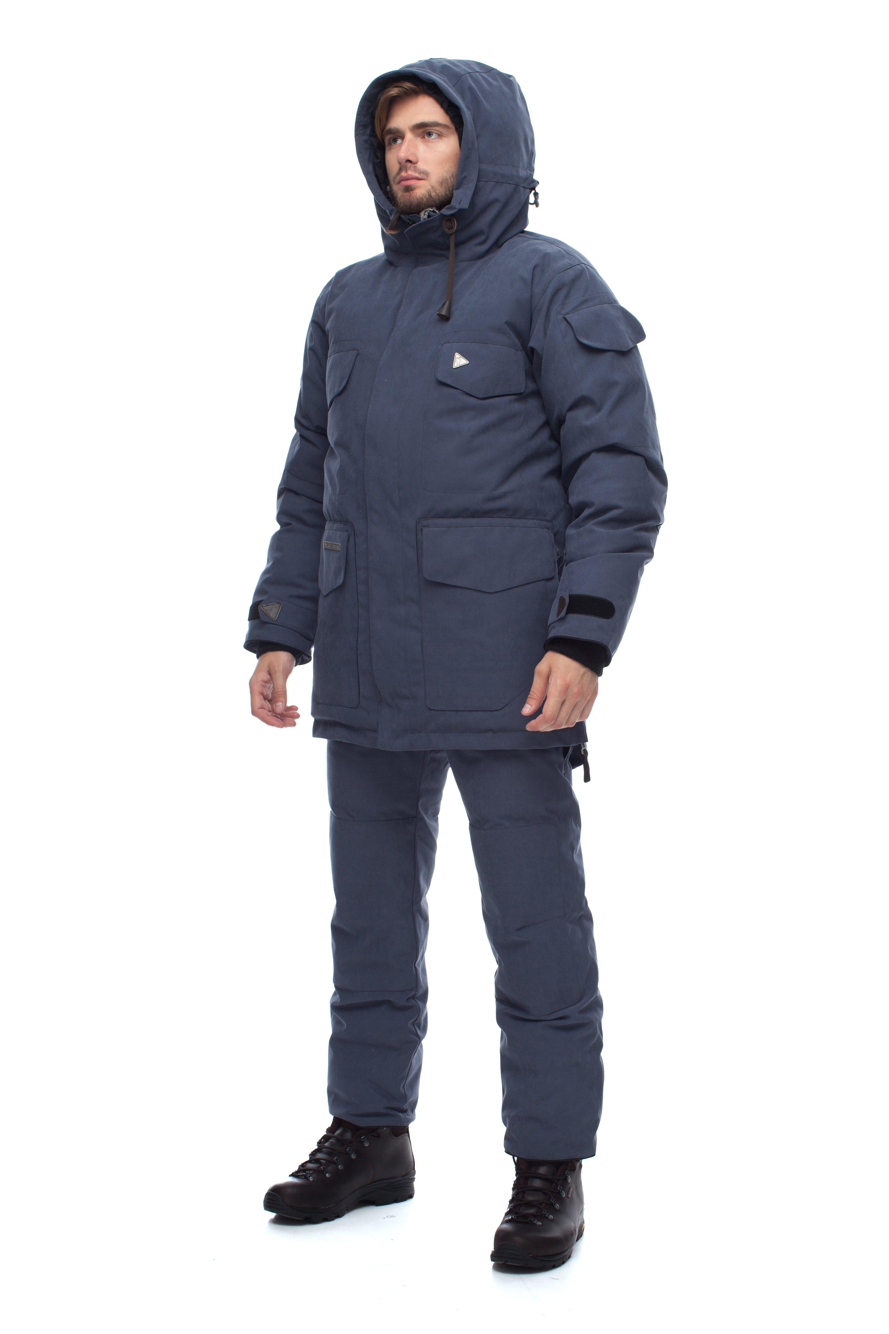 Куртка BASK SHL VANKOREM 1475Очень теплая многофункциональная мужская куртка из серии &amp;laquo;За Полярным кругом&amp;raquo; с синтетическим утеплителем Shelter&amp;reg;Sport.<br><br>&quot;Дышащие&quot; свойства: Да<br>Верхняя ткань: Advance® Alaska<br>Вес граммы: 2680<br>Вес утеплителя: 400<br>Ветро-влагозащитные свойства верхней ткани: Да<br>Ветрозащитная планка: Нет<br>Ветрозащитная юбка: Да<br>Влагозащитные молнии: Нет<br>Внутренние манжеты: Да<br>Внутренняя ткань: Advance® Classic<br>Водонепроницаемость: 5000<br>Дублирующий центральную молнию клапан: Да<br>Защитный козырёк капюшона: Нет<br>Капюшон: Несъемный<br>Карман для средств связи: Да<br>Количество внешних карманов: 9<br>Количество внутренних карманов: 2<br>Коллекция: Pole to Pole<br>Мембрана: Да<br>Объемный крой локтевой зоны: Да<br>Отстёгивающиеся рукава: Нет<br>Паропроницаемость: 5000<br>Показатель Fill Power (для пуховых изделий): Нет<br>Пол: Мужской<br>Проклейка швов: Нет<br>Регулировка манжетов рукавов: Да<br>Регулировка низа: Нет<br>Регулировка объёма капюшона: Да<br>Регулировка талии: Да<br>Регулируемые вентиляционные отверстия: Нет<br>Световозвращающая лента: Нет<br>Температурный режим: -40<br>Технология Thermal Welding: Нет<br>Технология швов: Простые<br>Тип молнии: Двухзамковая<br>Тип утеплителя: Синтетический<br>Ткань усиления: Нет<br>Усиление контактных зон: Да<br>Утеплитель: Shelter®Sport<br>Размер RU: 50<br>Цвет: СИНИЙ
