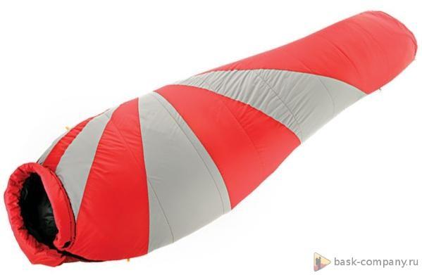Спальный мешок BASK SUNLIGHT -20C M 5972Спальный мешок для сложных погодных условий. Два слоя утеплителя Polarguard® Delta надежно сохраняют тепло даже при очень низких температурах.<br><br>Верхняя ткань: Nylon Tactel Ripstop<br>Вес без упаковки: 1460<br>Внутренняя ткань: Pongee<br>Количество слоев утеплителя: 2<br>Наличие карманов: Да<br>Подголовник/Капюшон: Да<br>Размер в упакованном виде (диаметр х длина): 19х45 см<br>Размеры наружные (внутренние): 220x190x82x55 см<br>Система расположения слоев утеплителя или пуховых пакетов: продольная<br>Температура комфорта °C: -5<br>Тесьма вдоль планки: Да<br>Тип молнии: разъемная<br>Тип утеплителя: синтетический<br>Утеплитель: Polarguard® Delta<br>Утепляющая планка: Да<br>Форма: кокон<br>Шейный пакет: Да<br>Экстремальная температура °C: -20<br>Цвет: ЧЕРНЫЙ