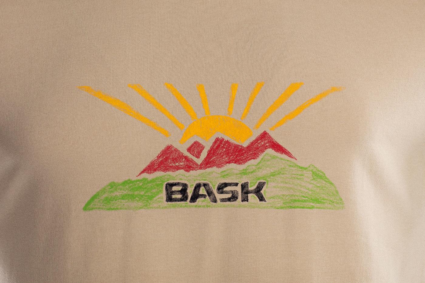 Футболка BASK SUNRISE LT 19105