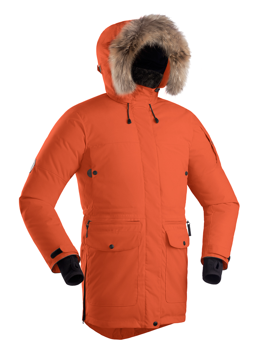 Пуховая куртка bask iremel