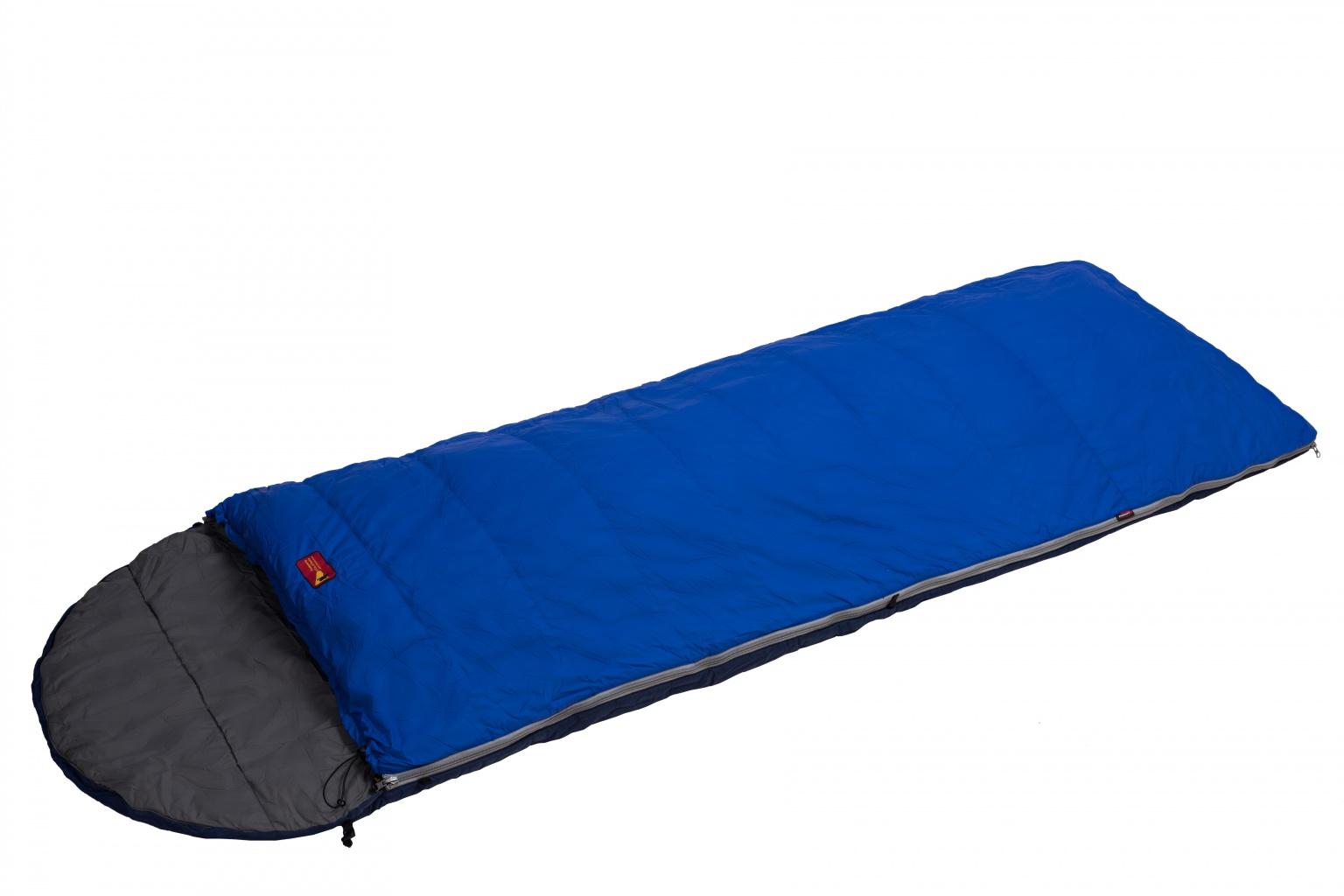 Спальный мешок BASK MILD UNIVERSAL -25С фото