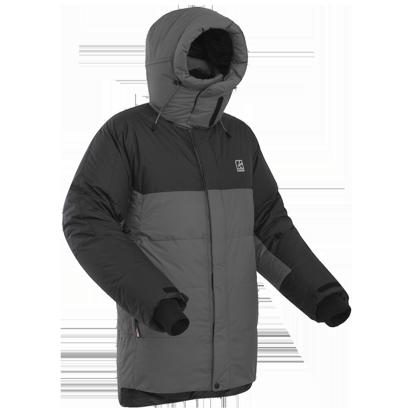 Пуховая куртка BASK KHAN TENGRI V7 фото