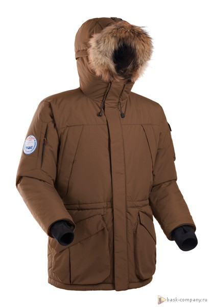 Куртка BASK SHL ANTARCTIC фото