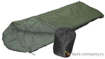 Спальный мешок BASK TERMOBAG-W2S -5С 1708A, TERMOBAG-W2S -5С