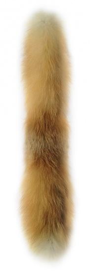 Опушка BASK Мех лиса рыжая фото