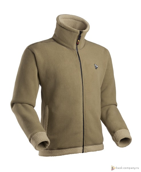 Куртка BASK GUDZON 655Флисовые куртки<br><br><br>Боковые карманы: 2<br>Вес граммы: 810<br>Ветрозащитная планка: Да<br>Внутренние карманы: 2<br>Материал: Polartec® Classic 375<br>Материал усиления: Нет<br>Нагрудные карманы: Нет<br>Пол: Мужской<br>Регулировка вентиляции: Нет<br>Регулировка низа: Да<br>Регулируемые вентиляционные отверстия: Нет<br>Тип молнии: Однозамковая<br>Усиление контактных зон: Нет<br>Размер INT: L<br>Цвет: БЕЖЕВЫЙ