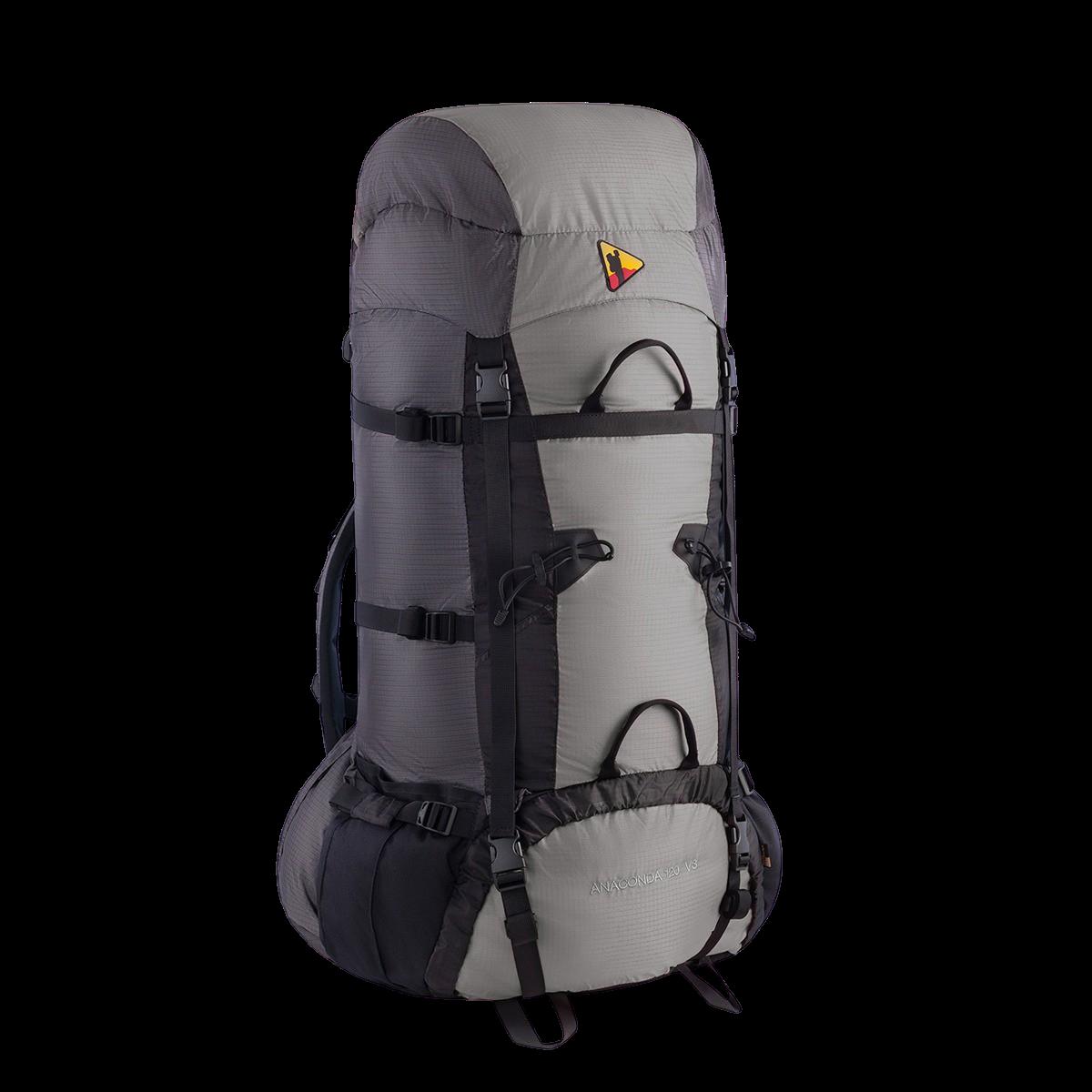 Туристический рюкзак BASK ANACONDA 120 V3 фото