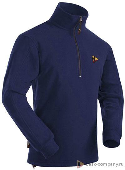 Куртка BASK SCORPIO MJ V2 1217aТёплая мужская куртка свободного кроя из ткани Polartec&amp;reg; 100 для активного отдыха.<br><br>Вес граммы: 350<br>Ветрозащитная планка: Нет<br>Коллекция: POLARTEC<br>Материал: Polartec® 100<br>Материал усиления: нет<br>Пол: Муж.<br>Регулировка вентиляции: Нет<br>Регулировка низа: Да<br>Регулируемые вентиляционные отверстия: Нет<br>Тип молнии: однозамковая<br>Усиление контактных зон: Нет<br>Размер INT: L<br>Цвет: ЧЕРНЫЙ