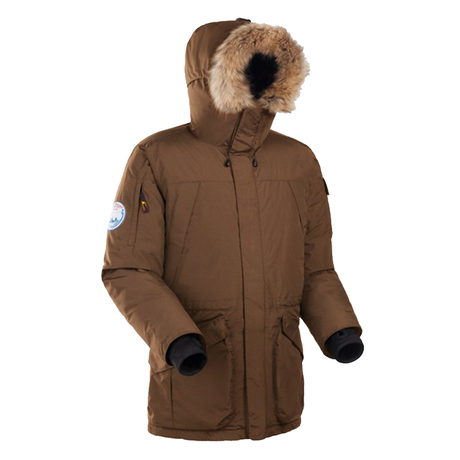 Пуховая куртка BASK ALASKA V2 фото