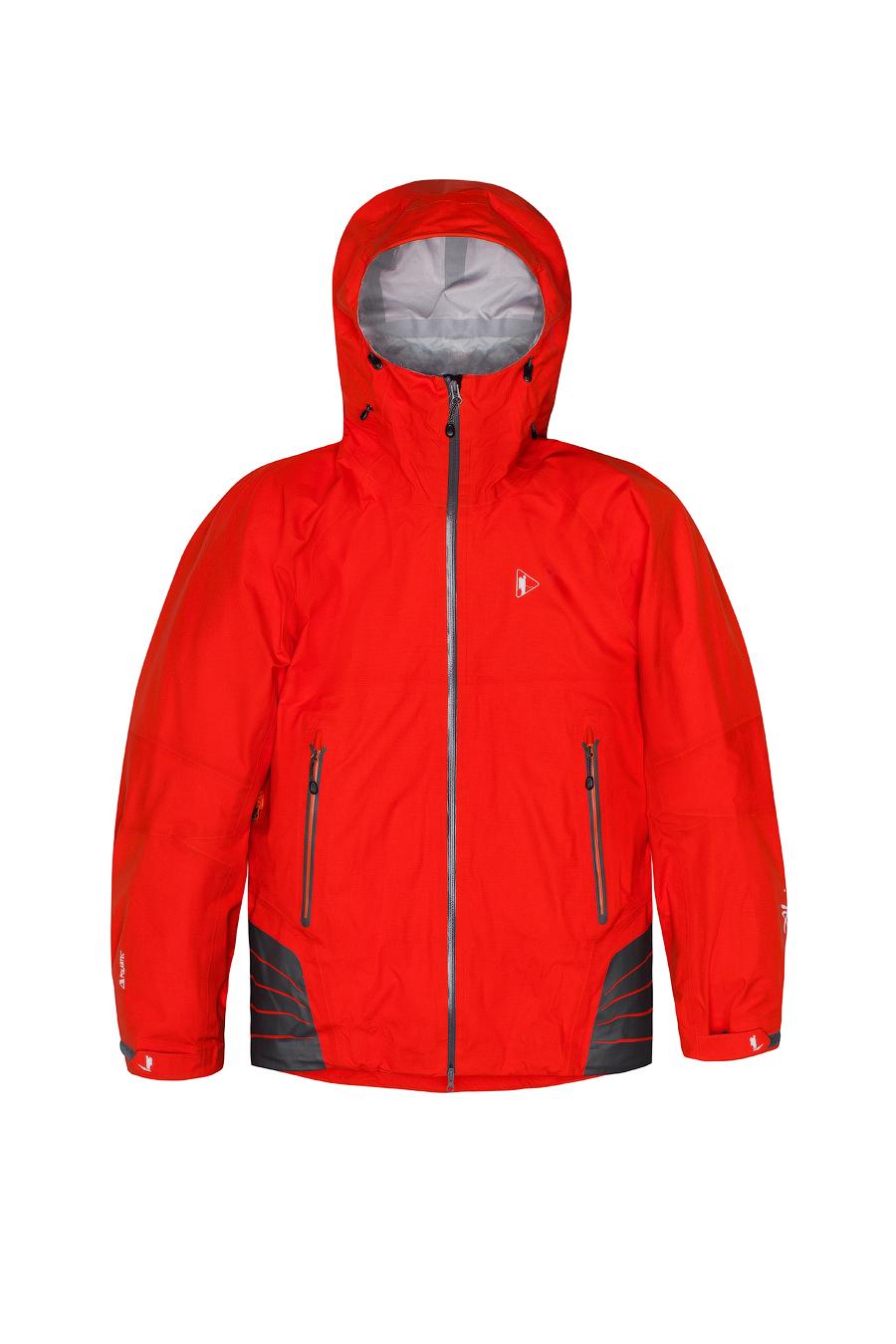 Штормовая куртка BASK GRAPHITE NEOSHELL EXTREME фото