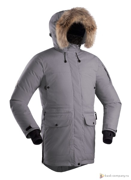 Пуховая куртка BASK IREMEL 3778