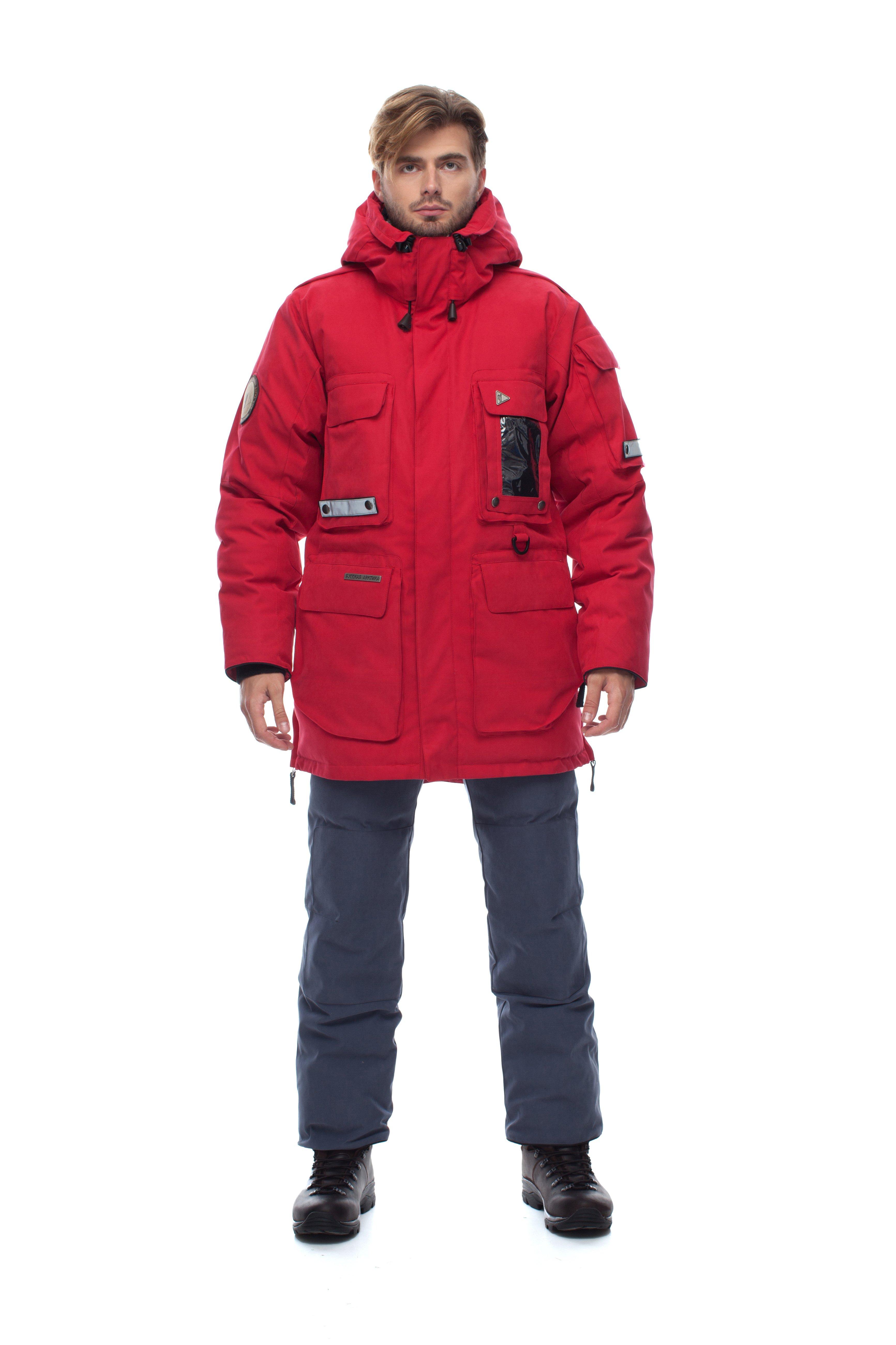 Пуховая куртка BASK YAMAL 3772, YAMAL