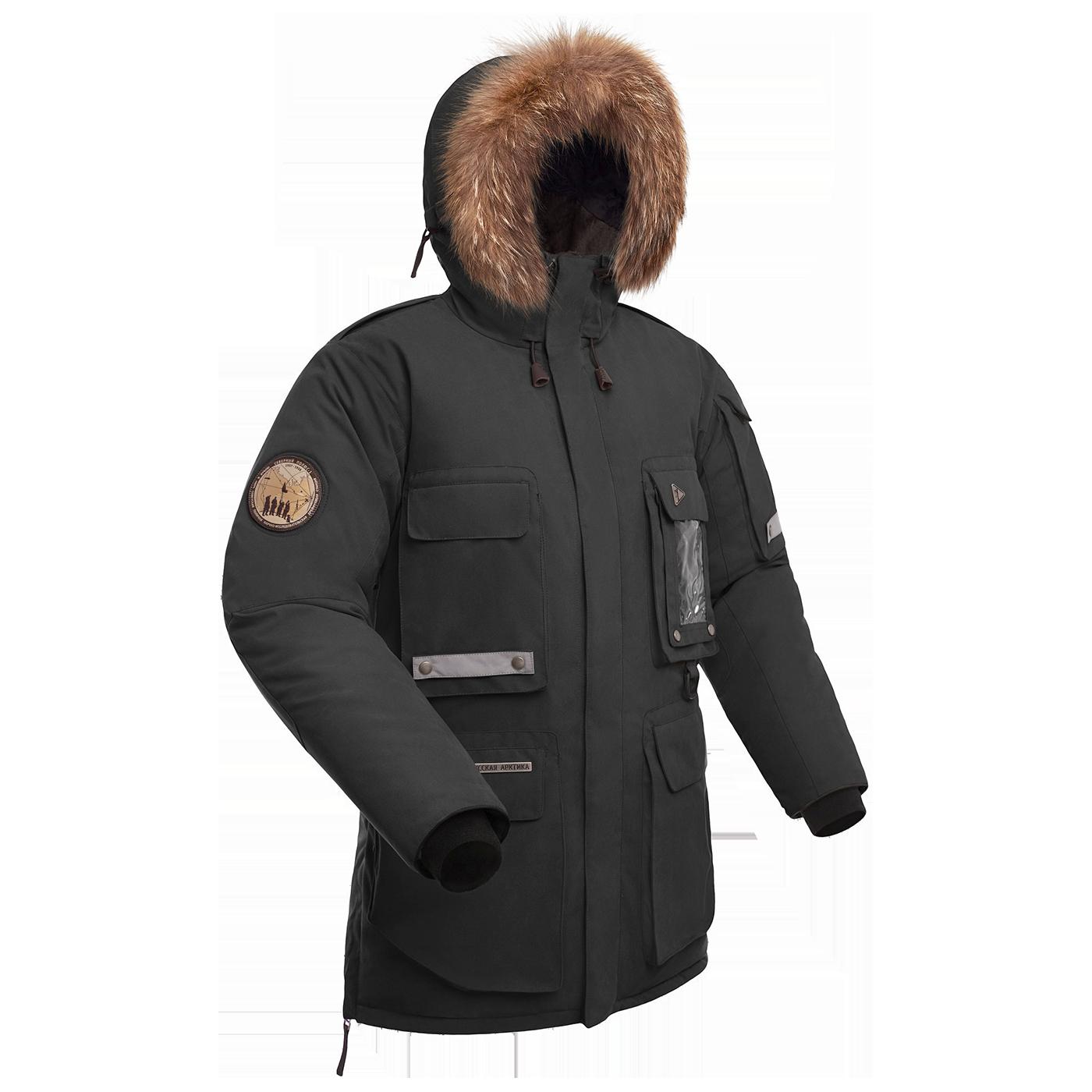 Пуховая куртка BASK YAMAL фото
