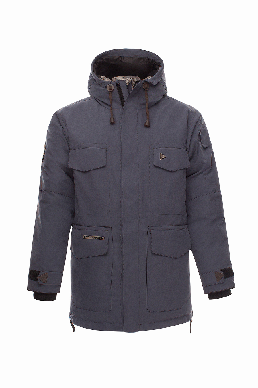 Пуховая куртка bask taimyr 3773