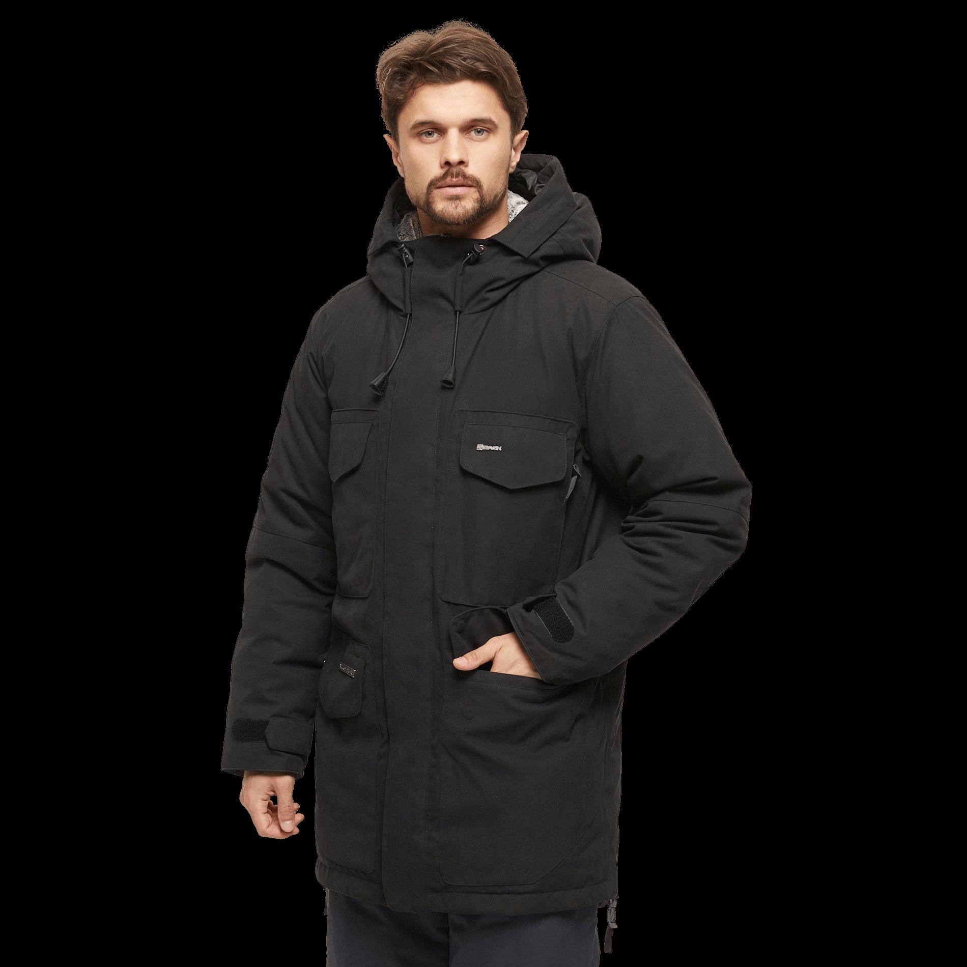 Куртка BASK TAIMYR V2 фото
