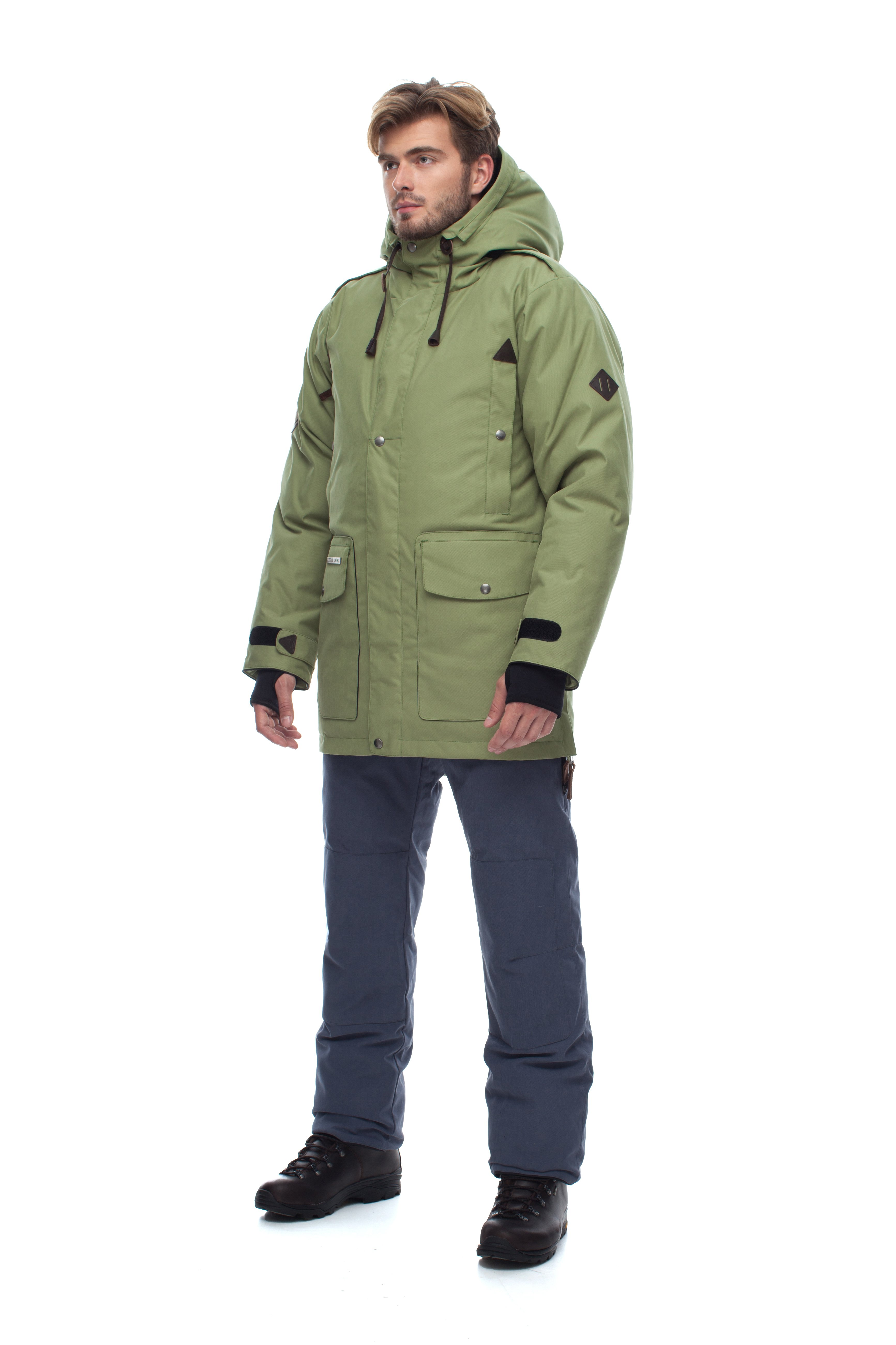 Пуховая куртка bask putorana