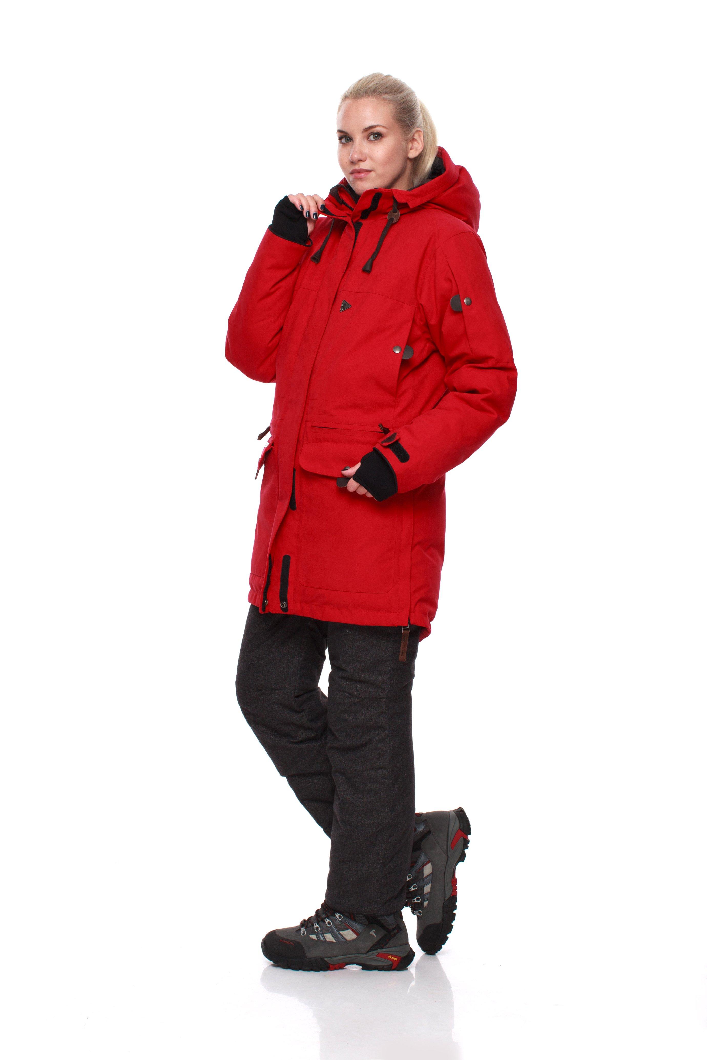 Пуховая куртка BASK IREMEL 3778Куртки<br>Женская зимняя пуховая куртка-парка c мембранной тканью и температурным режимом -30 °С.<br><br>Верхняя ткань: Advance® Alaska<br>Вес граммы: 2150<br>Вес утеплителя: 420<br>Ветро-влагозащитные свойства верхней ткани: Да<br>Ветрозащитная планка: Да<br>Ветрозащитная юбка: Да<br>Влагозащитные молнии: Нет<br>Внутренние манжеты: Да<br>Внутренняя ткань: Advance® Classic<br>Водонепроницаемость: 5000<br>Дублирующий центральную молнию клапан: Да<br>Защитный козырёк капюшона: Нет<br>Капюшон: Несъемный<br>Карман для средств связи: Нет<br>Количество внешних карманов: 8<br>Количество внутренних карманов: 2<br>Мембрана: Да<br>Объемный крой локтевой зоны: Да<br>Отстёгивающиеся рукава: Нет<br>Паропроницаемость: 5000<br>Показатель Fill Power (для пуховых изделий): 650<br>Пол: Женский<br>Проклейка швов: Нет<br>Регулировка манжетов рукавов: Да<br>Регулировка низа: Нет<br>Регулировка объёма капюшона: Да<br>Регулировка талии: Да<br>Регулируемые вентиляционные отверстия: Нет<br>Световозвращающая лента: Нет<br>Температурный режим: -30<br>Технология Thermal Welding: Нет<br>Технология швов: Простые<br>Тип молнии: Двухзамковая<br>Тип утеплителя: Натуральный<br>Ткань усиления: нет<br>Усиление контактных зон: Нет<br>Утеплитель: Гусиный пух<br>Размер INT: M<br>Цвет: СИНИЙ