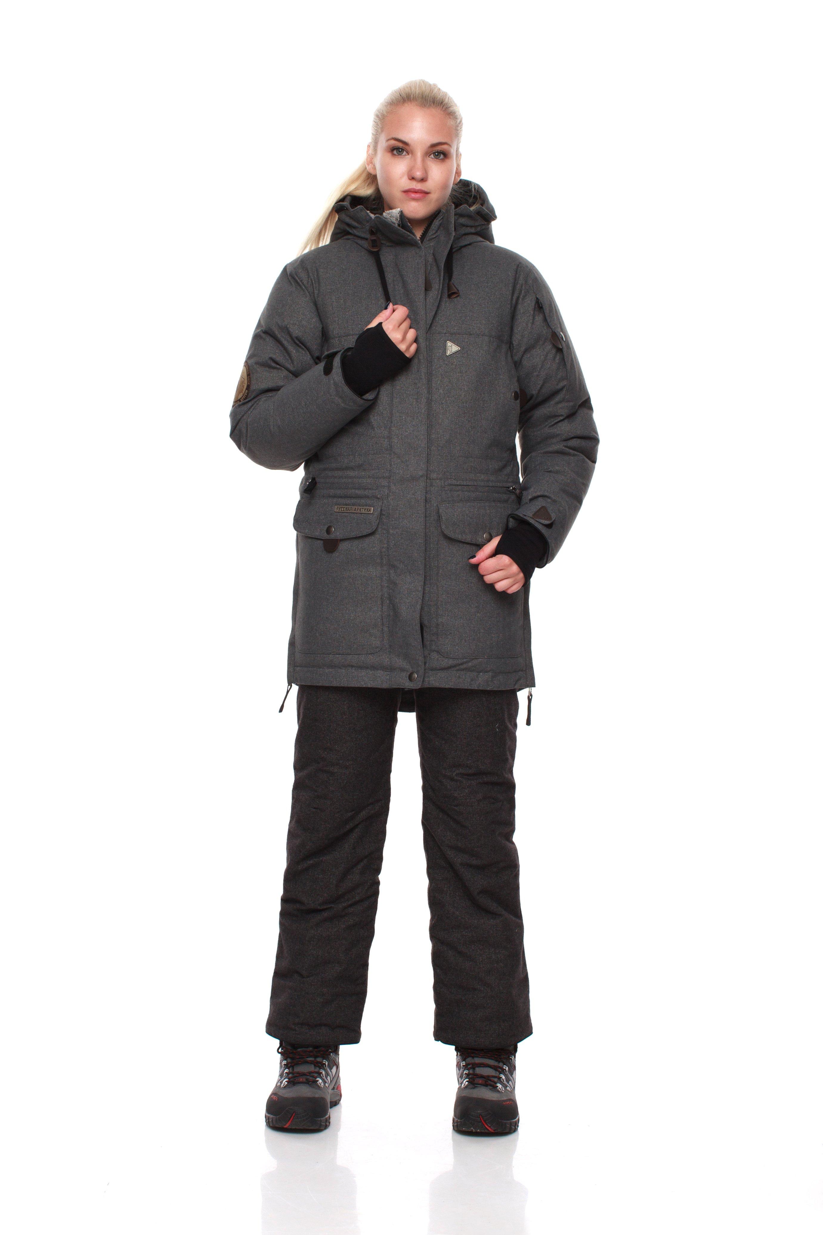 Пуховая куртка bask iremel soft 3778a