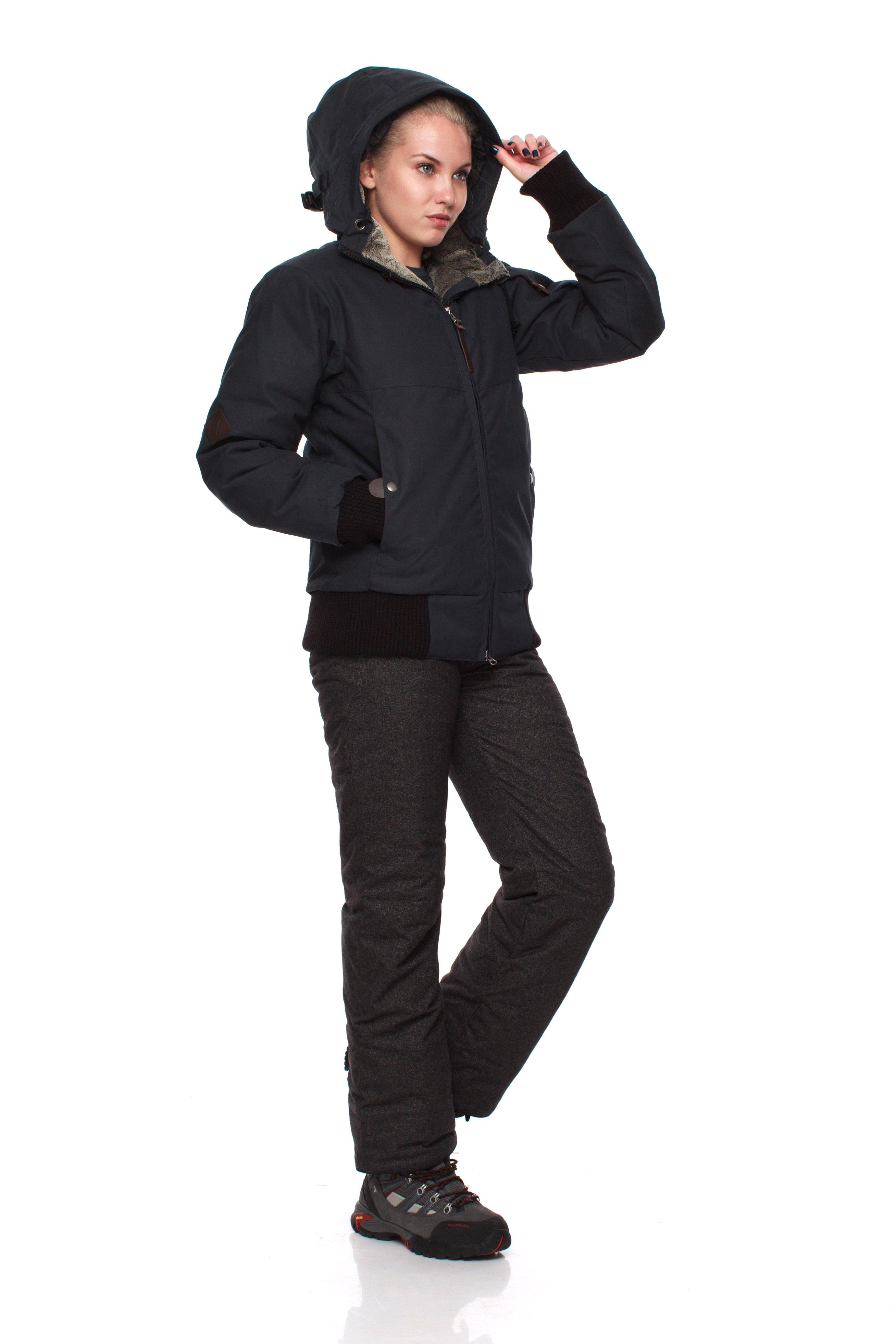 Пуховая куртка bask ygra