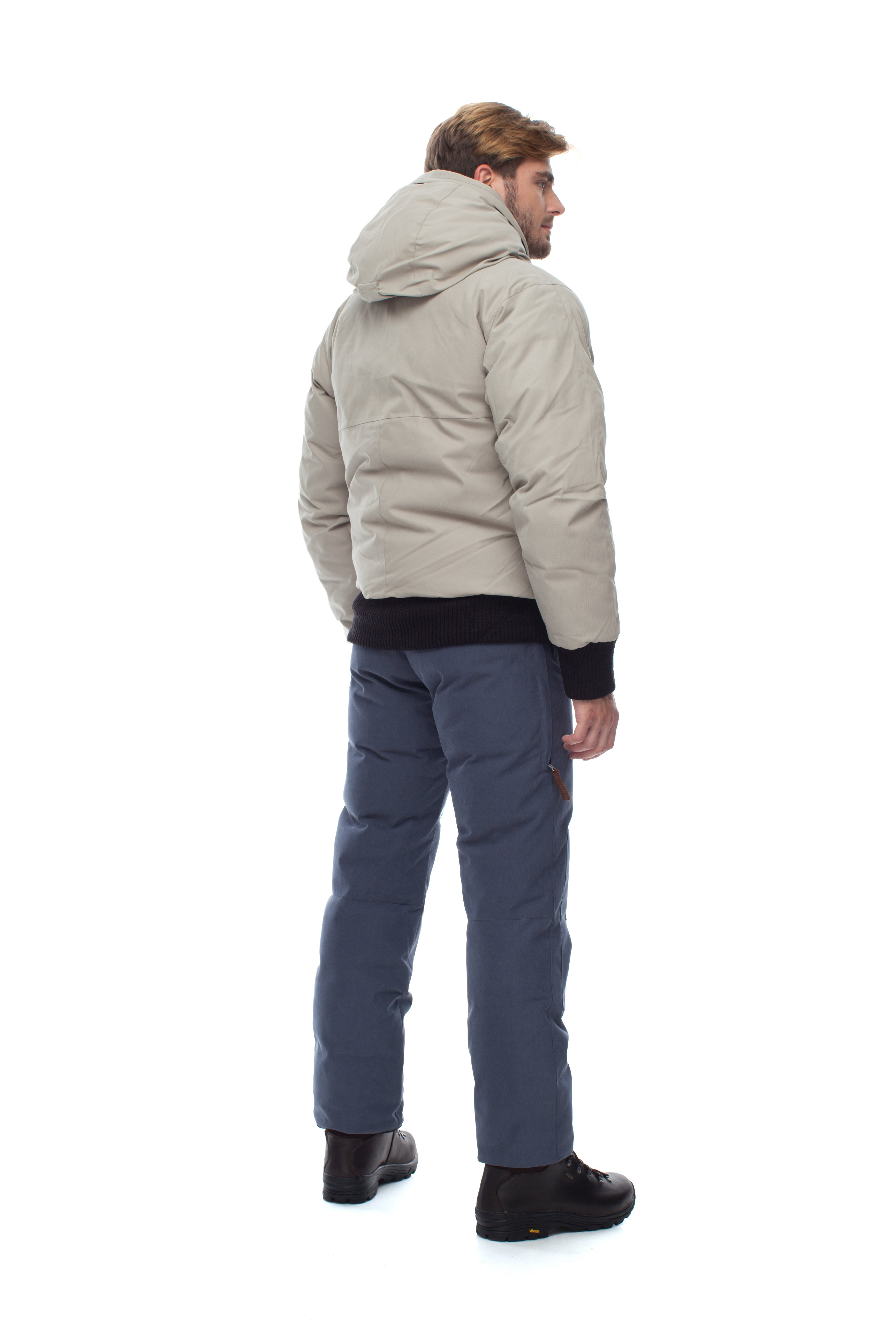 Пуховая куртка bask tobol 3785