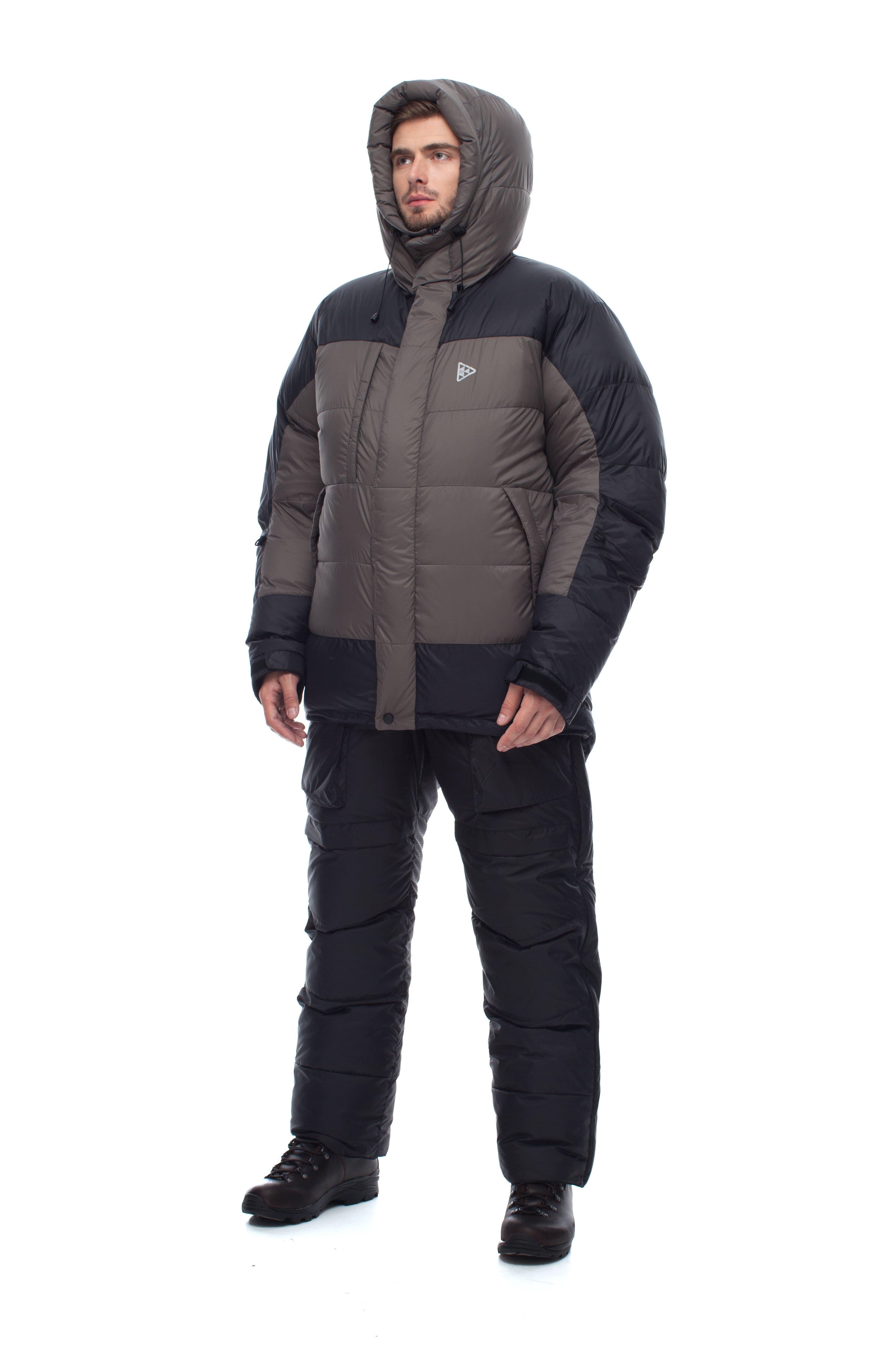 Пуховая куртка bask everest 3805