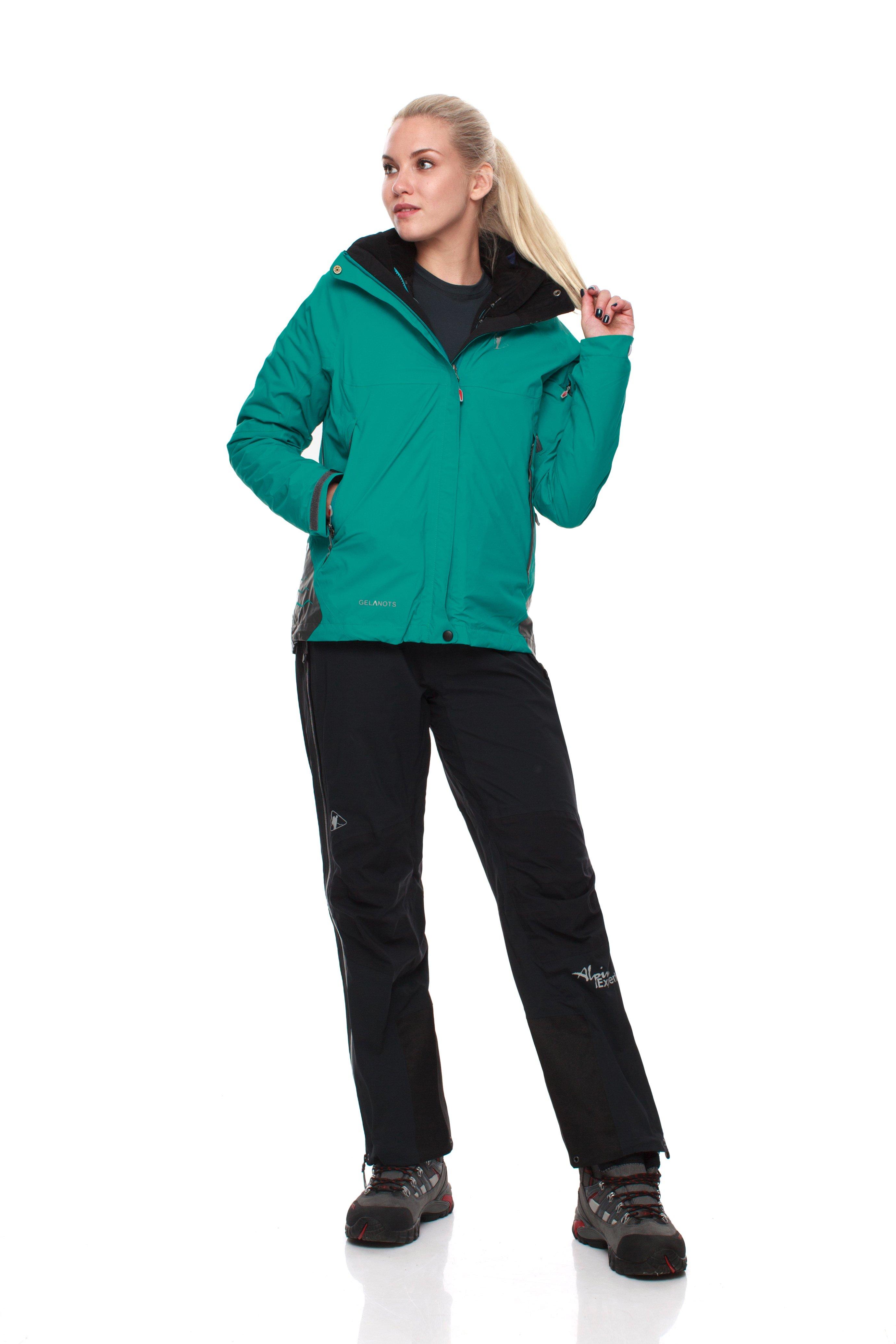 Куртка BASK KAMI LADY 3889Куртки<br><br><br>Верхняя ткань: Gelanots® 2L<br>Вес граммы: 1430<br>Ветро-влагозащитные свойства верхней ткани: Нет<br>Ветрозащитная планка: Нет<br>Ветрозащитная юбка: Нет<br>Влагозащитные молнии: Нет<br>Внутренние манжеты: Нет<br>Внутренняя ткань: Polyester Mesh, Nylon Taffeta<br>Дублирующий центральную молнию клапан: Нет<br>Защитный козырёк капюшона: Нет<br>Карман для средств связи: Нет<br>Объемный крой локтевой зоны: Нет<br>Отстёгивающиеся рукава: Нет<br>Пол: Женский<br>Проклейка швов: Нет<br>Регулировка манжетов рукавов: Нет<br>Регулировка низа: Нет<br>Регулировка объёма капюшона: Нет<br>Регулировка талии: Нет<br>Регулируемые вентиляционные отверстия: Нет<br>Световозвращающая лента: Нет<br>Технология Thermal Welding: Нет<br>Усиление контактных зон: Нет<br>Размер INT: XS<br>Цвет: ЗЕЛЕНЫЙ
