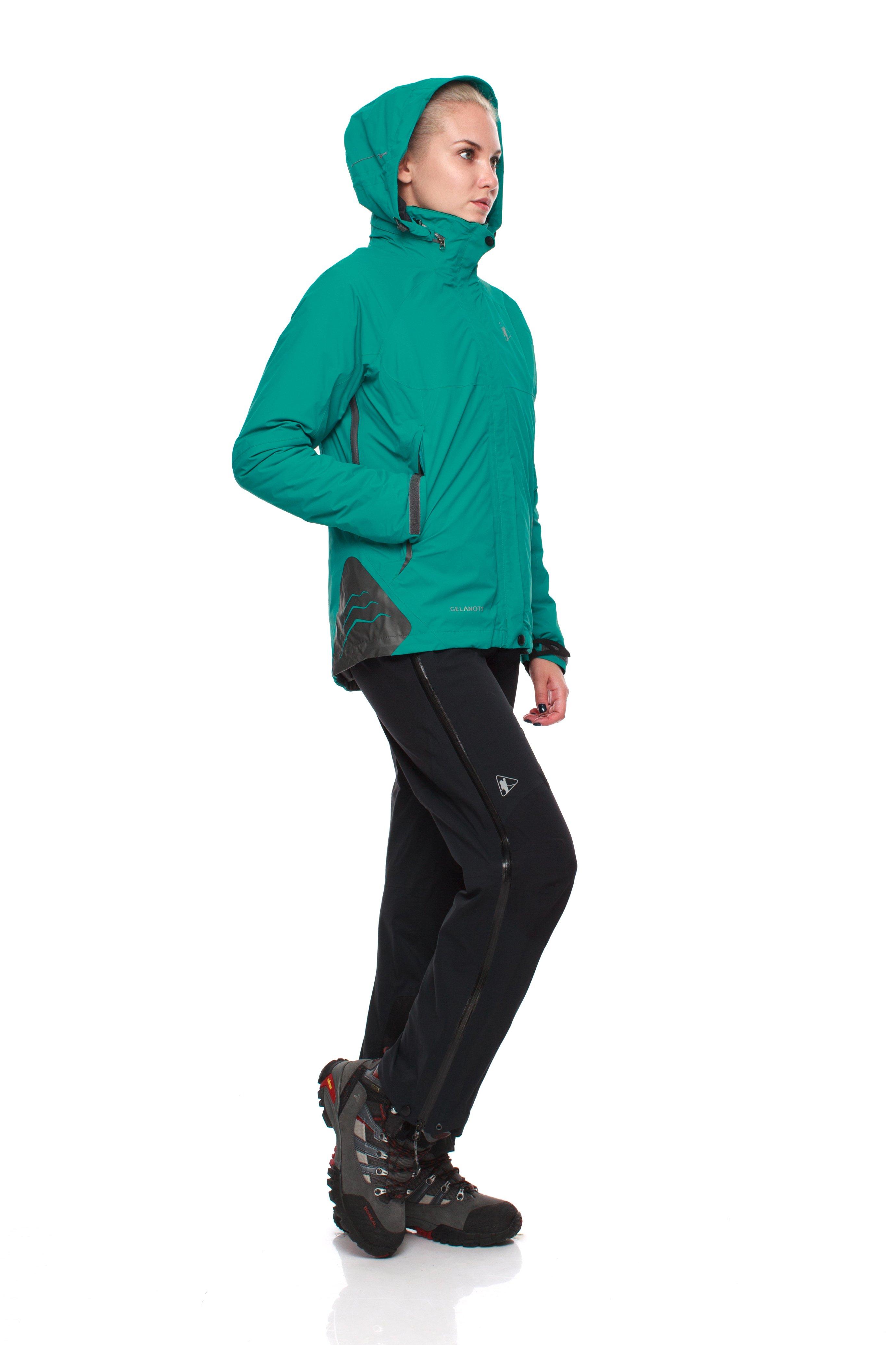 Куртка BASK KAMI LADY 3889Женская куртка два в одном, универсальный комплект для сложных погодных условий: верхняя куртка из мембраной ткани, подстёжка из мягкого флиса.&amp;nbsp;<br><br>Верхняя ткань: Gelanots® 2L<br>Вес граммы: 1430<br>Ветро-влагозащитные свойства верхней ткани: Нет<br>Ветрозащитная планка: Нет<br>Ветрозащитная юбка: Нет<br>Влагозащитные молнии: Нет<br>Внутренние манжеты: Нет<br>Внутренняя ткань: Polyester Mesh, Nylon Taffeta<br>Дублирующий центральную молнию клапан: Нет<br>Защитный козырёк капюшона: Нет<br>Карман для средств связи: Нет<br>Объемный крой локтевой зоны: Нет<br>Отстёгивающиеся рукава: Нет<br>Пол: Жен.<br>Проклейка швов: Нет<br>Регулировка манжетов рукавов: Нет<br>Регулировка низа: Нет<br>Регулировка объёма капюшона: Нет<br>Регулировка талии: Нет<br>Регулируемые вентиляционные отверстия: Нет<br>Световозвращающая лента: Нет<br>Технология Thermal Welding: Нет<br>Усиление контактных зон: Нет