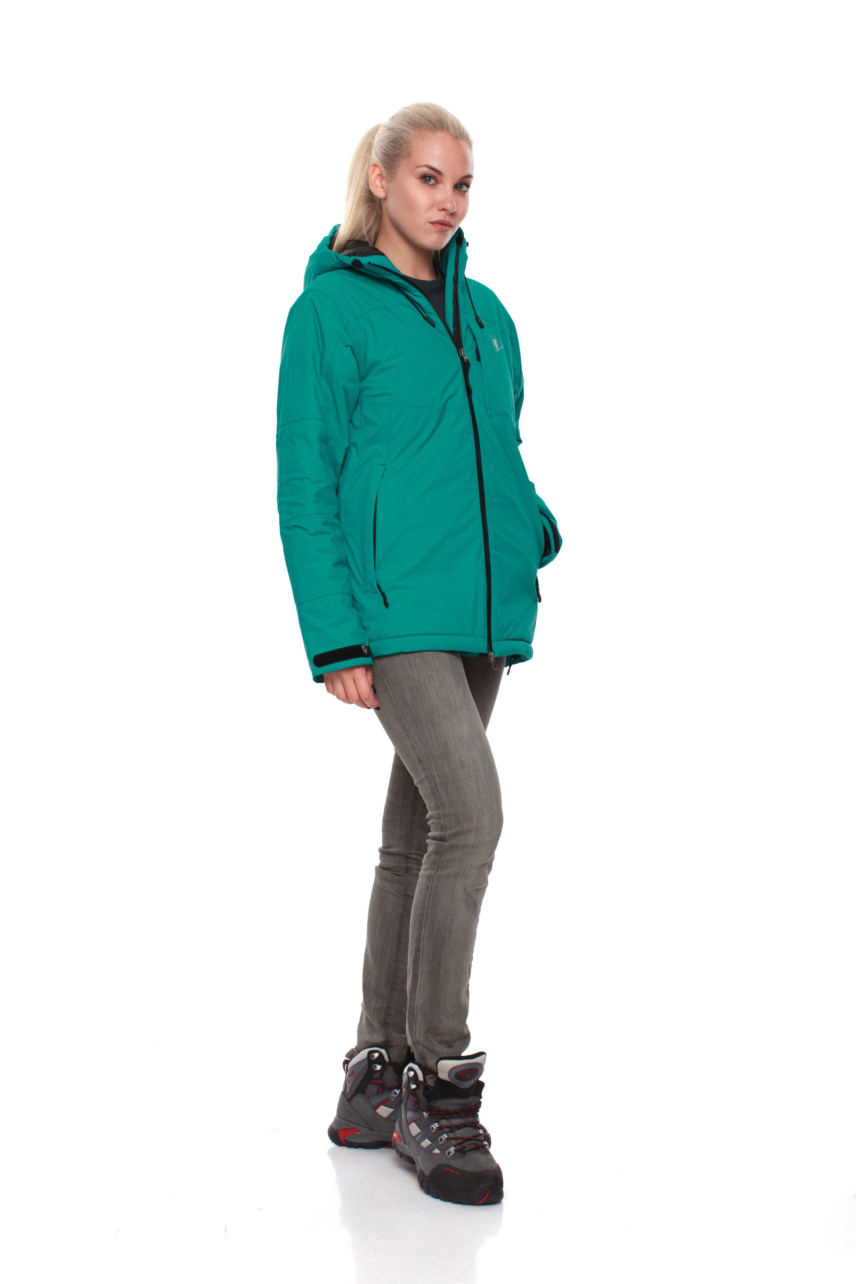 Куртка BASK SHL NARA LADY 3891Куртки<br><br><br>Верхняя ткань: Gelanots® 2L<br>Вес граммы: 730<br>Ветро-влагозащитные свойства верхней ткани: Да<br>Ветрозащитная планка: Да<br>Ветрозащитная юбка: Нет<br>Влагозащитные молнии: Да<br>Внутренние манжеты: Нет<br>Внутренняя ткань: Advance® Classic<br>Водонепроницаемость: 20000<br>Дублирующий центральную молнию клапан: Нет<br>Защитный козырёк капюшона: Да<br>Капюшон: Несъемный<br>Карман для средств связи: Нет<br>Количество внешних карманов: 3<br>Количество внутренних карманов: 2<br>Мембрана: Gelanots®<br>Объемный крой локтевой зоны: Да<br>Отстёгивающиеся рукава: Нет<br>Паропроницаемость: 15000<br>Пол: Женский<br>Проклейка швов: Да<br>Регулировка манжетов рукавов: Да<br>Регулировка низа: Да<br>Регулировка объёма капюшона: Да<br>Регулировка талии: Да<br>Регулируемые вентиляционные отверстия: Нет<br>Световозвращающая лента: Нет<br>Температурный режим: -15<br>Технология Thermal Welding: Нет<br>Технология швов: Проклеены<br>Тип молнии: Двухзамковая влагостойкая<br>Тип утеплителя: Синтетический<br>Усиление контактных зон: Нет<br>Утеплитель: Shelter®Sport<br>Размер INT: M<br>Цвет: ЧЕРНЫЙ